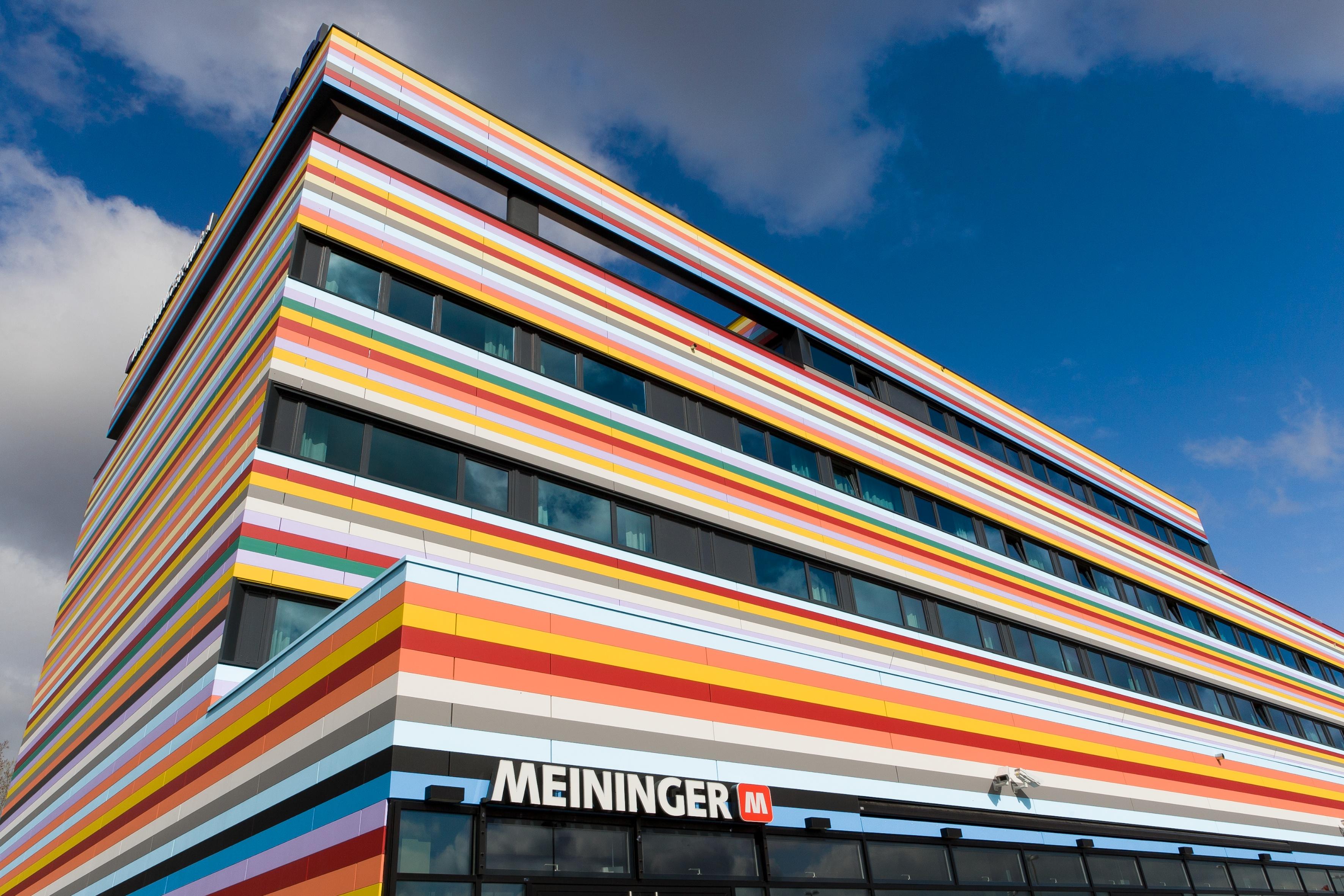MEININGER Hotel Berlin Airport - Algemeen