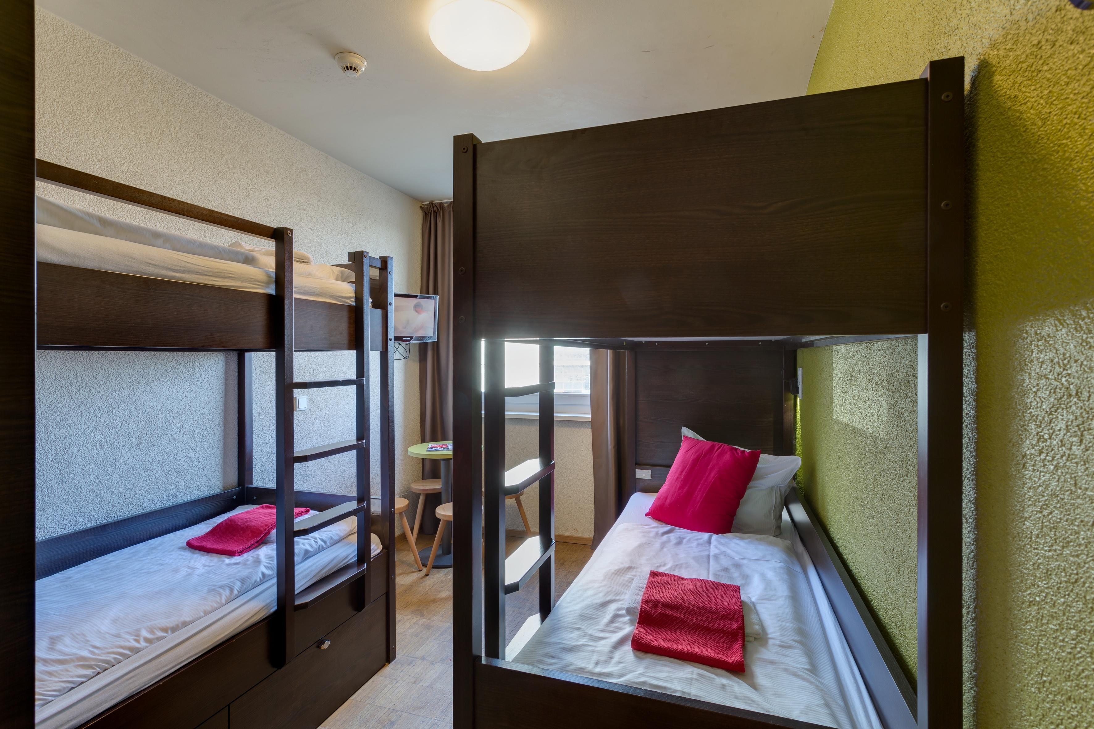 MEININGER Hotel Berlin Central Station - Multi-bed