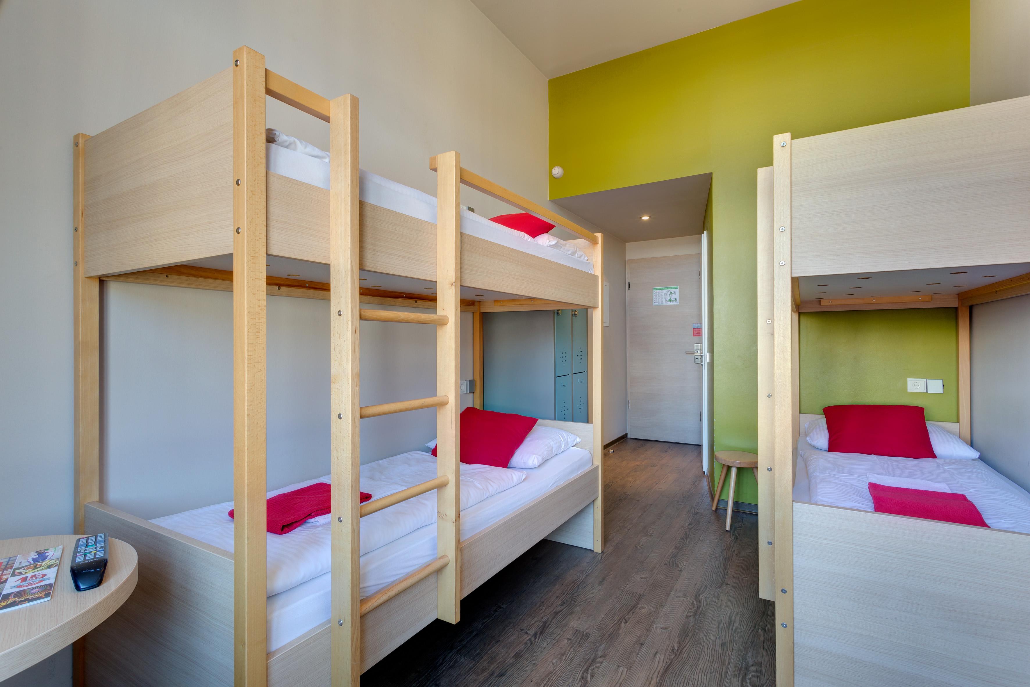 MEININGER Hotel Berlin Mitte - Dormitory