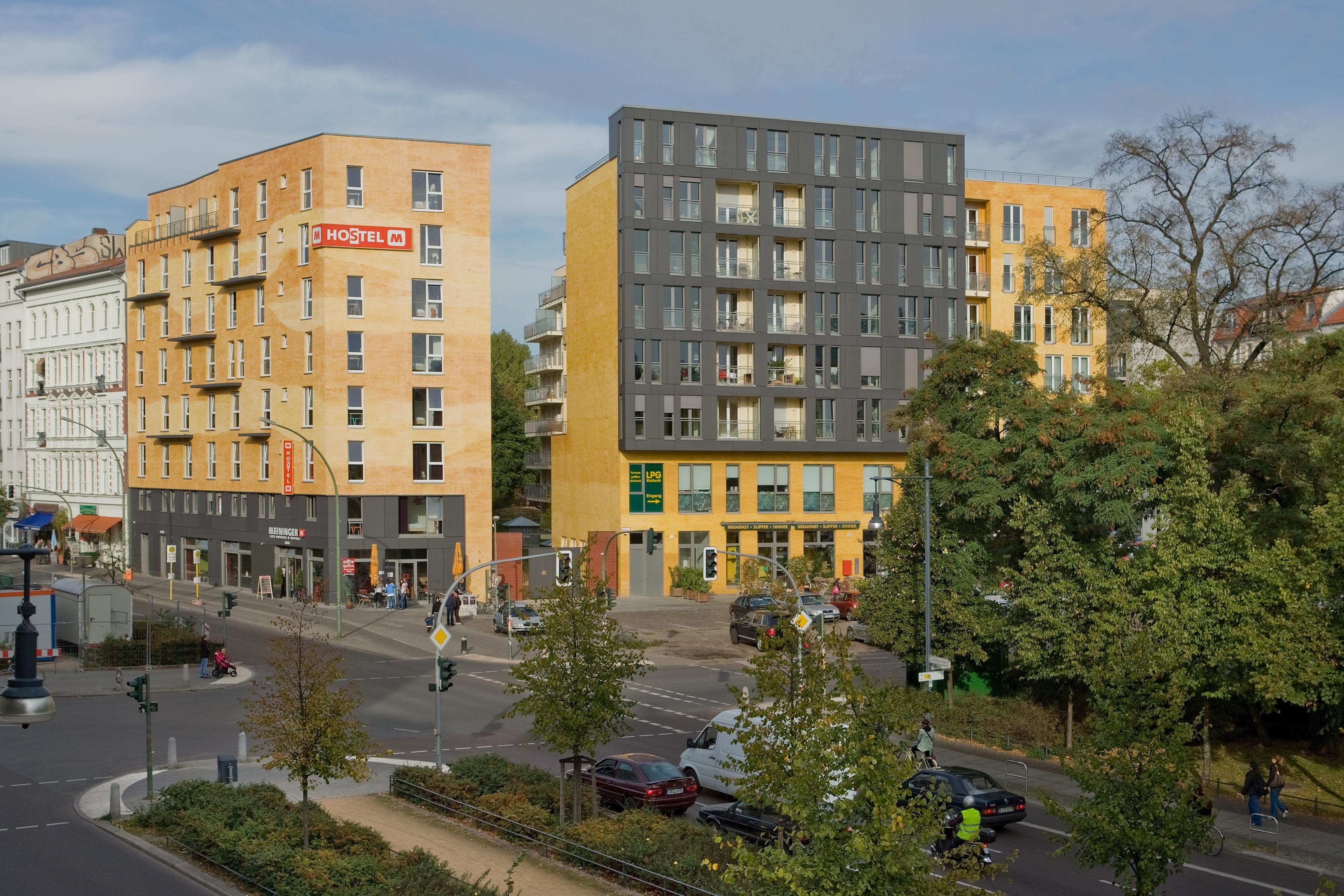 Berlin Meininger Hotel Alexanderplatz