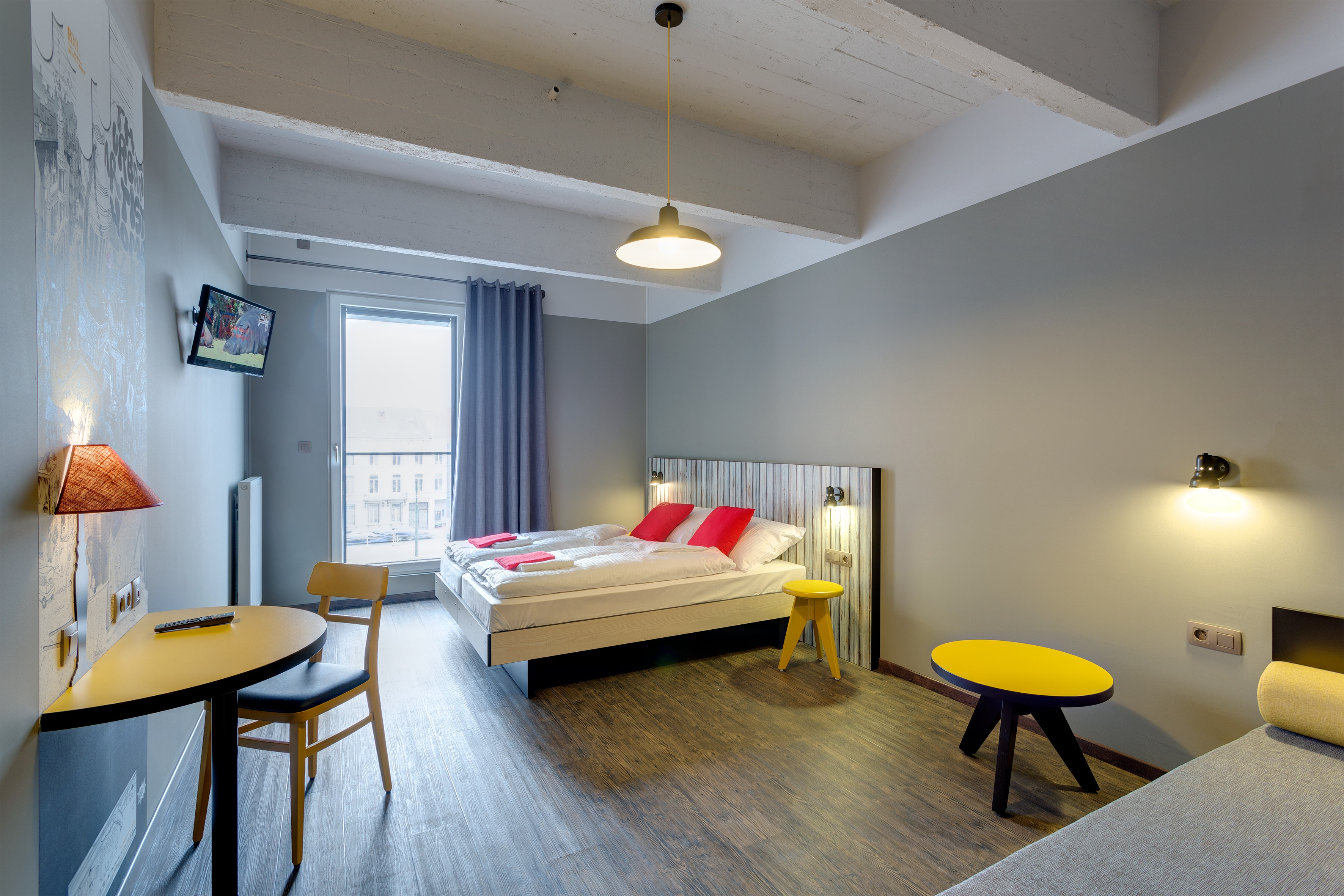 MEININGER Hotel Brussels City Center - Single-/ Double Room