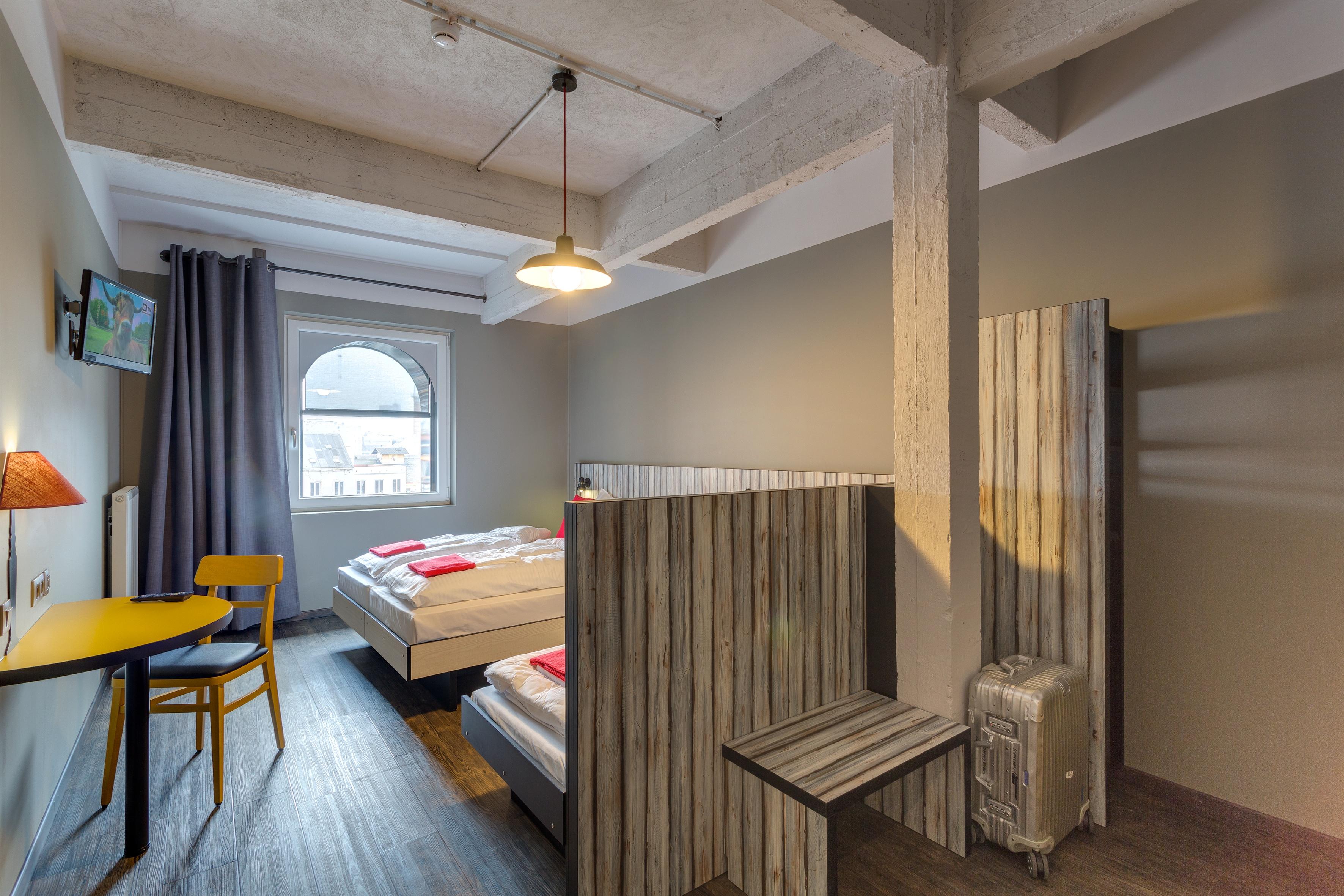 MEININGER Hotel Brussels City Center - Multi-bed