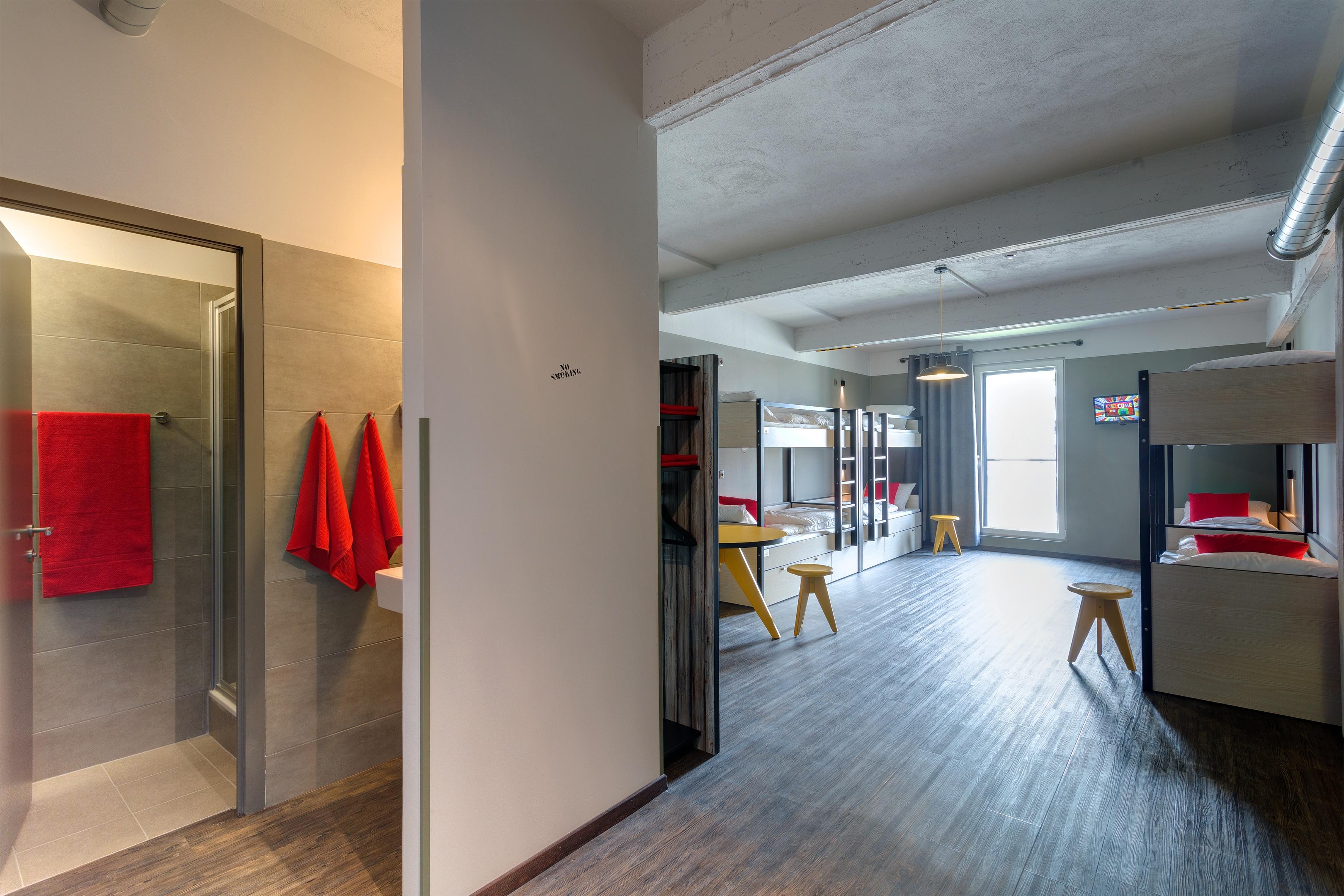 MEININGER Hotel Brussels City Center - Dormitory