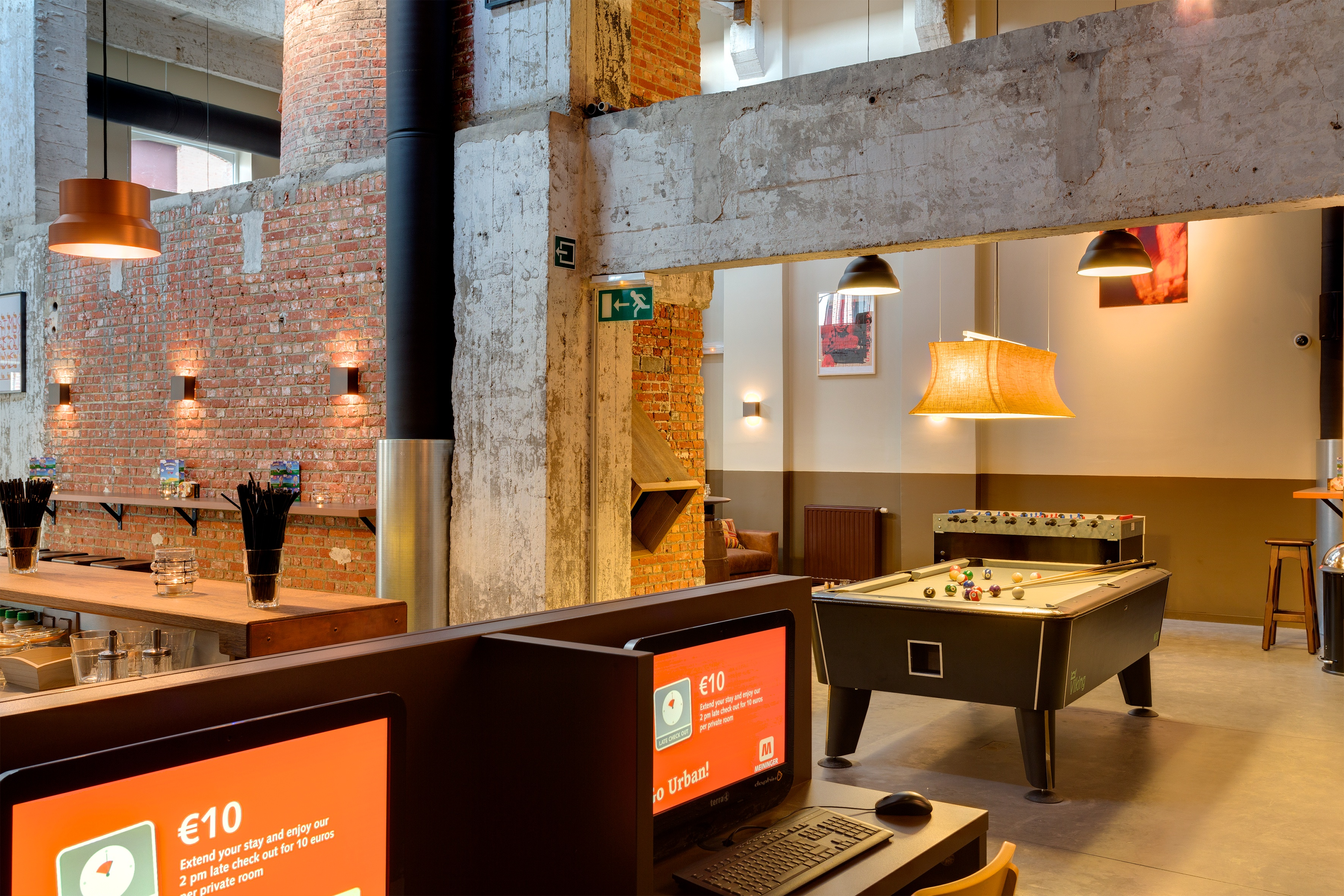 MEININGER Hotel Brussels City Center - Gaming area