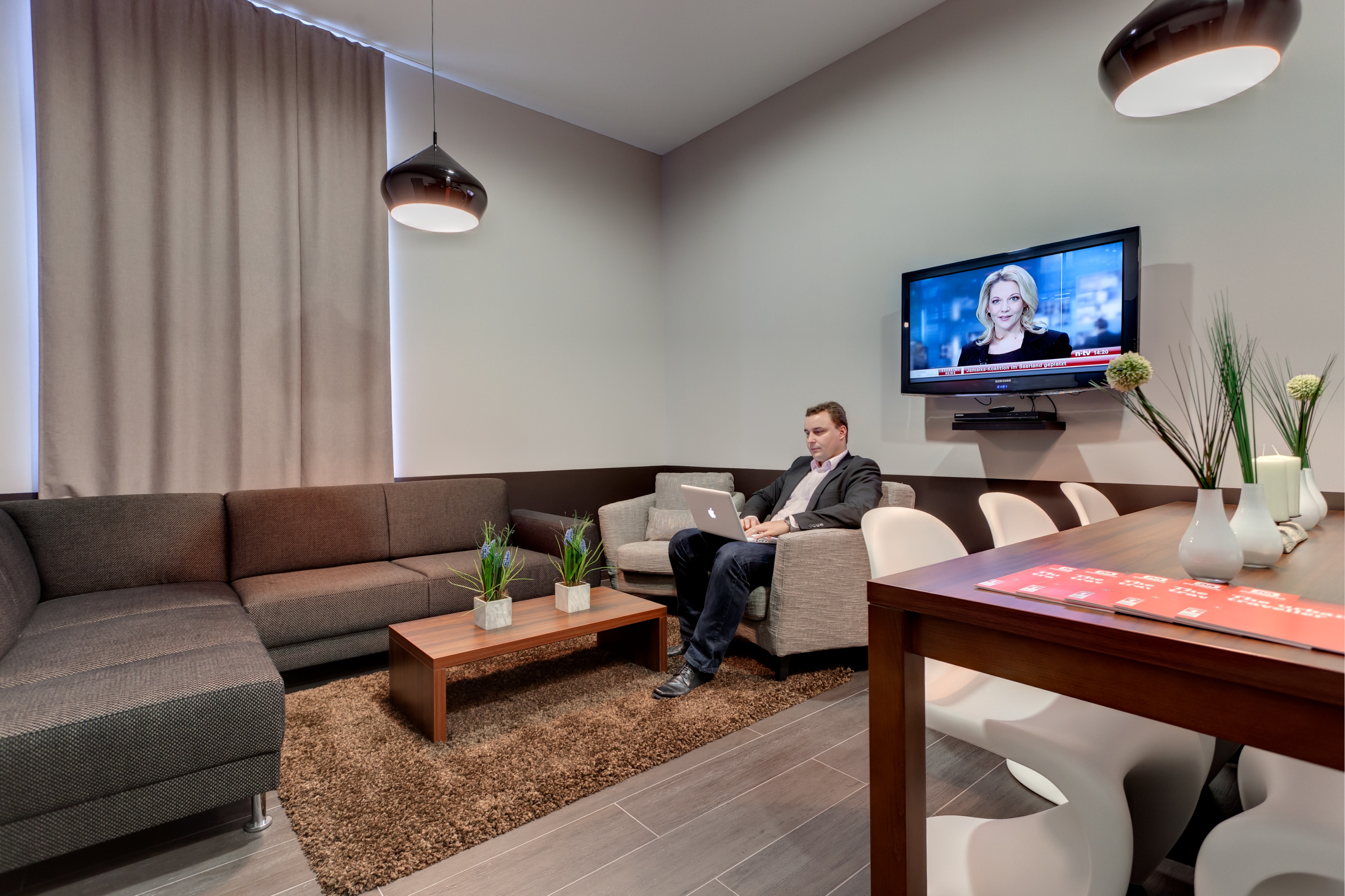 MEININGER Hotel Frankfurt/Main Airport - Lounge