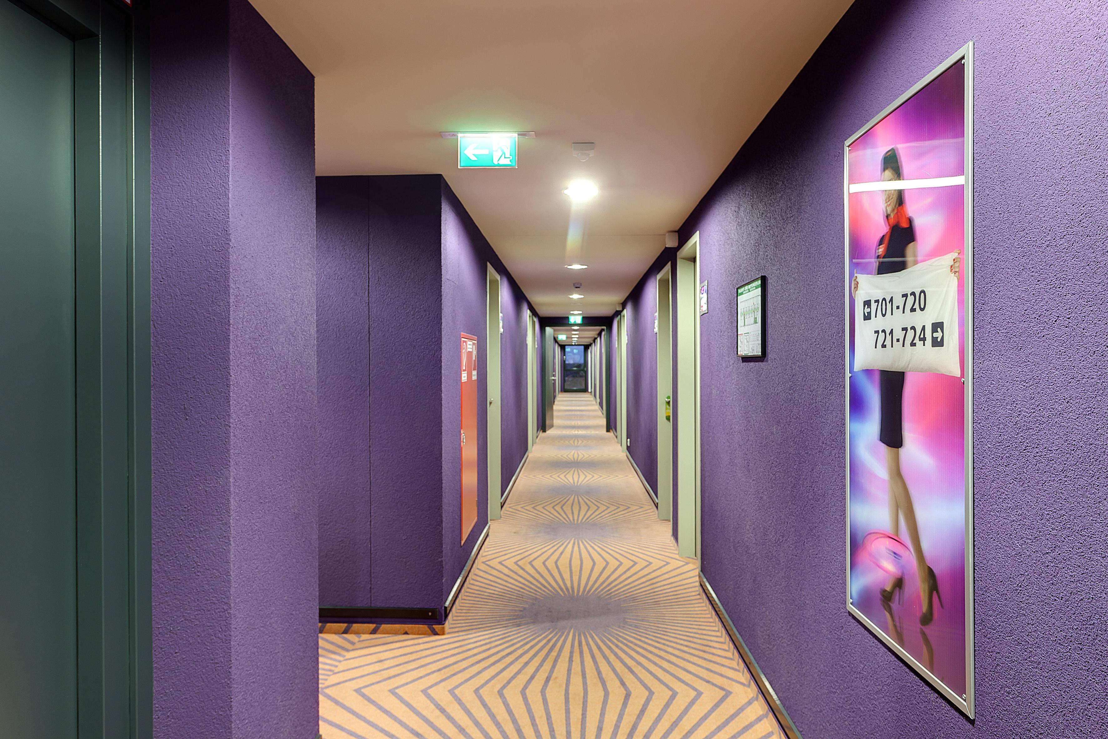 MEININGER Hotel Frankfurt/Main Airport - General