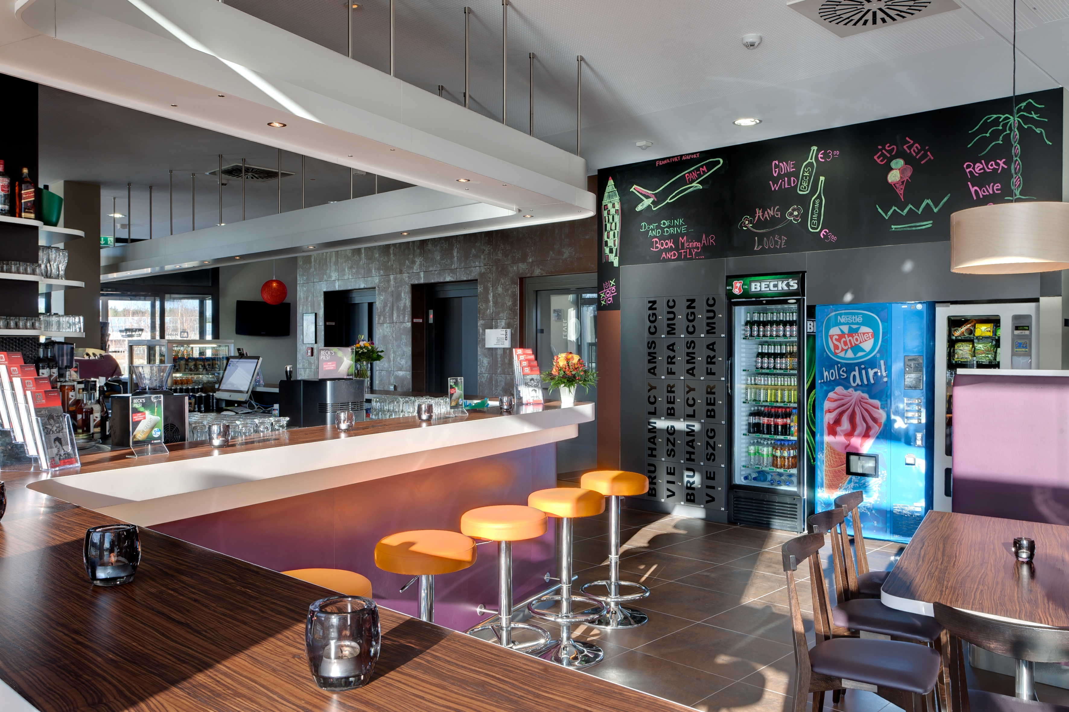 Meininger Airport Hotel Frankfurt