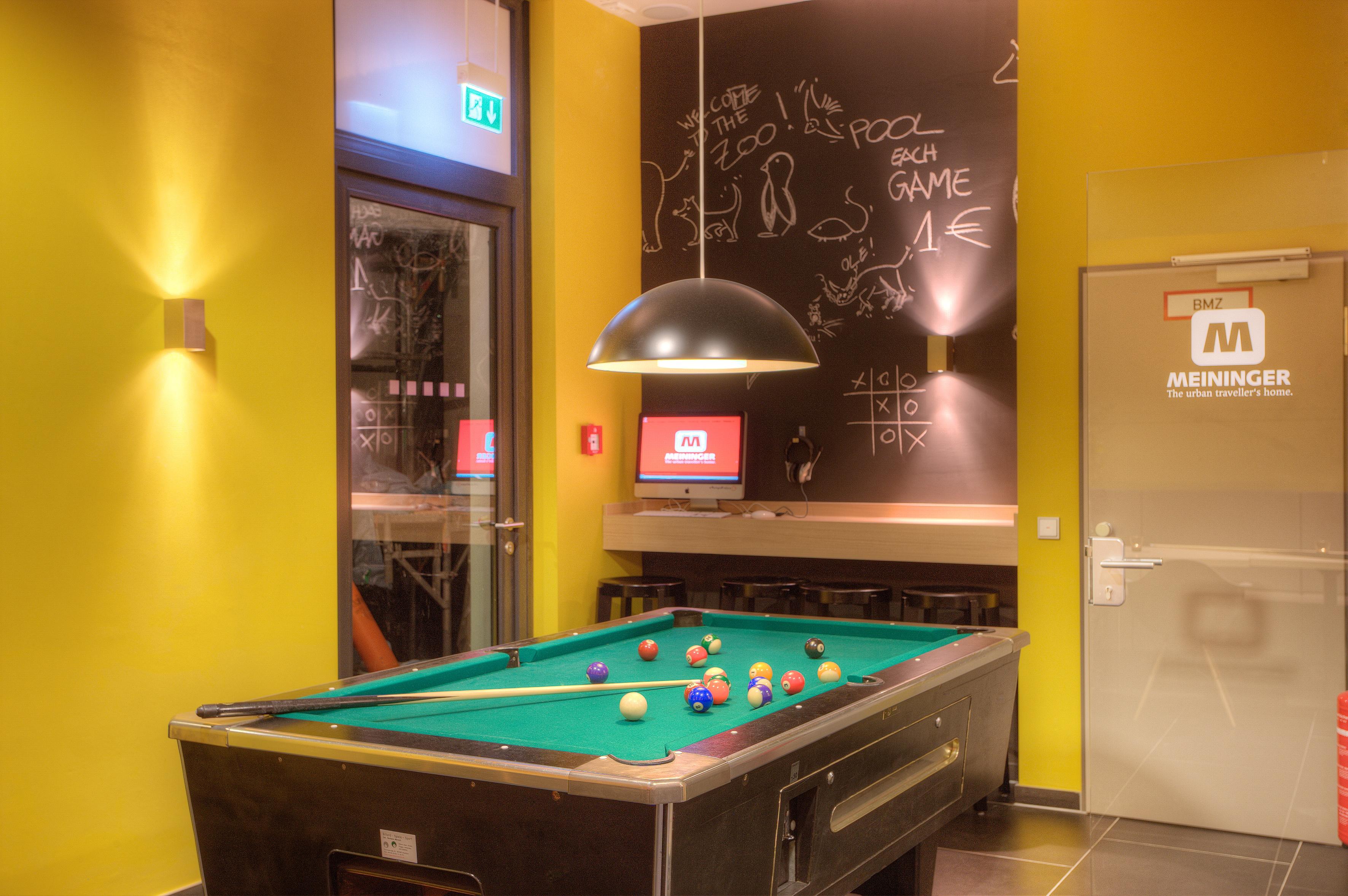 MEININGER Hotel Frankfurt/Main Convention Center - Gaming area