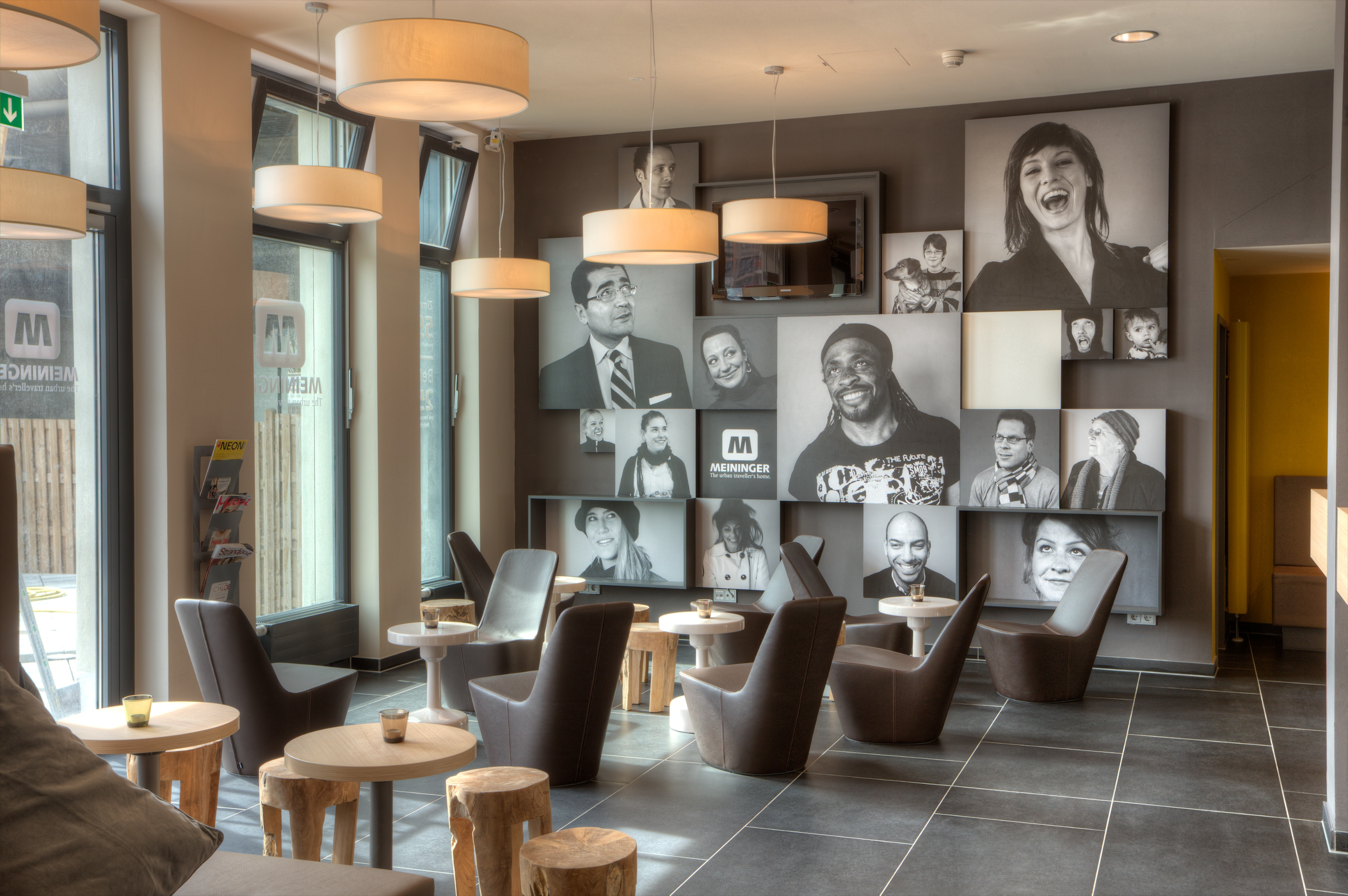 MEININGER Hotel Frankfurt/Main Convention Center - Lounge