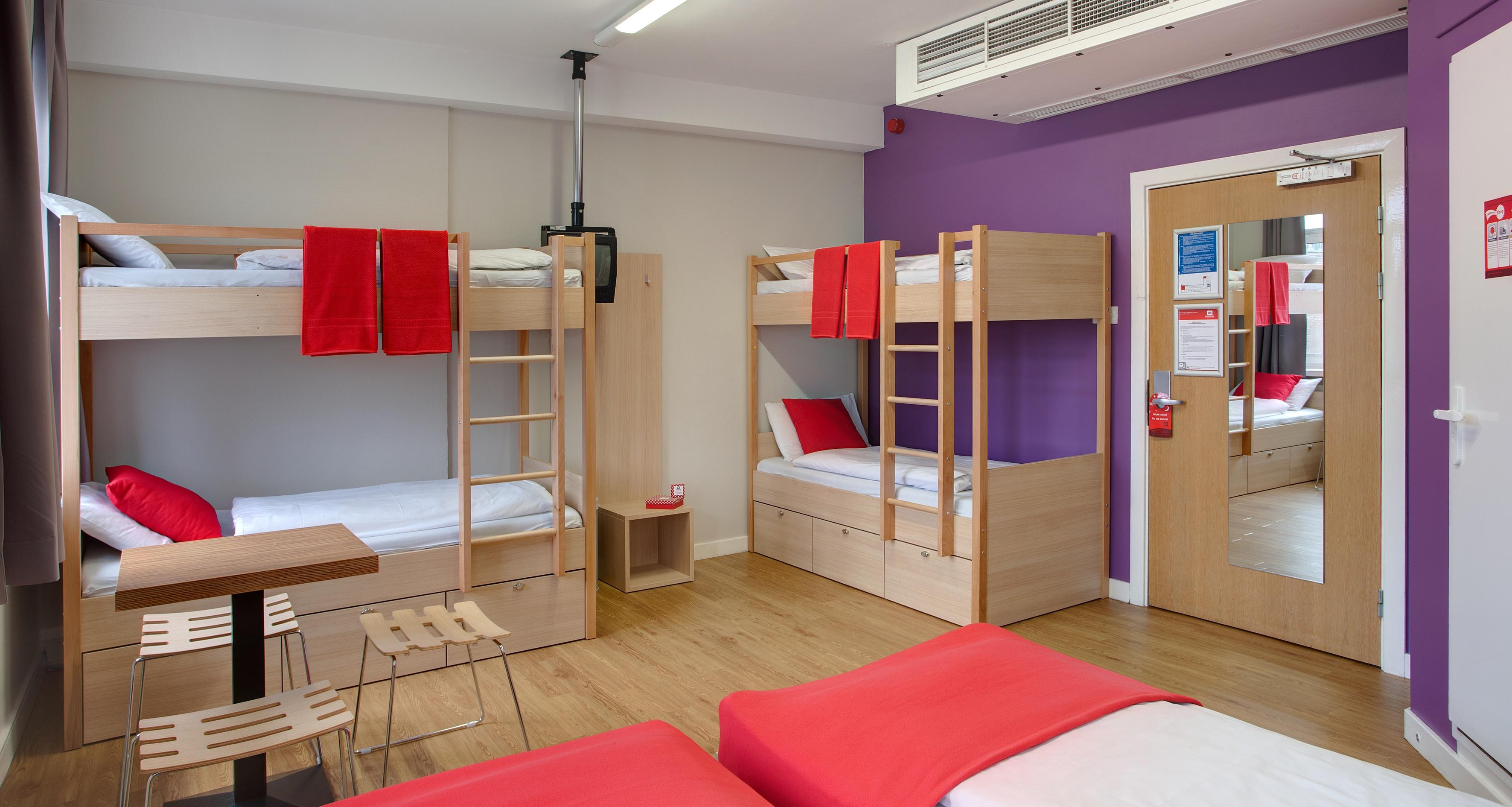 MEININGER Hotel London Hyde Park - Schlafsaal