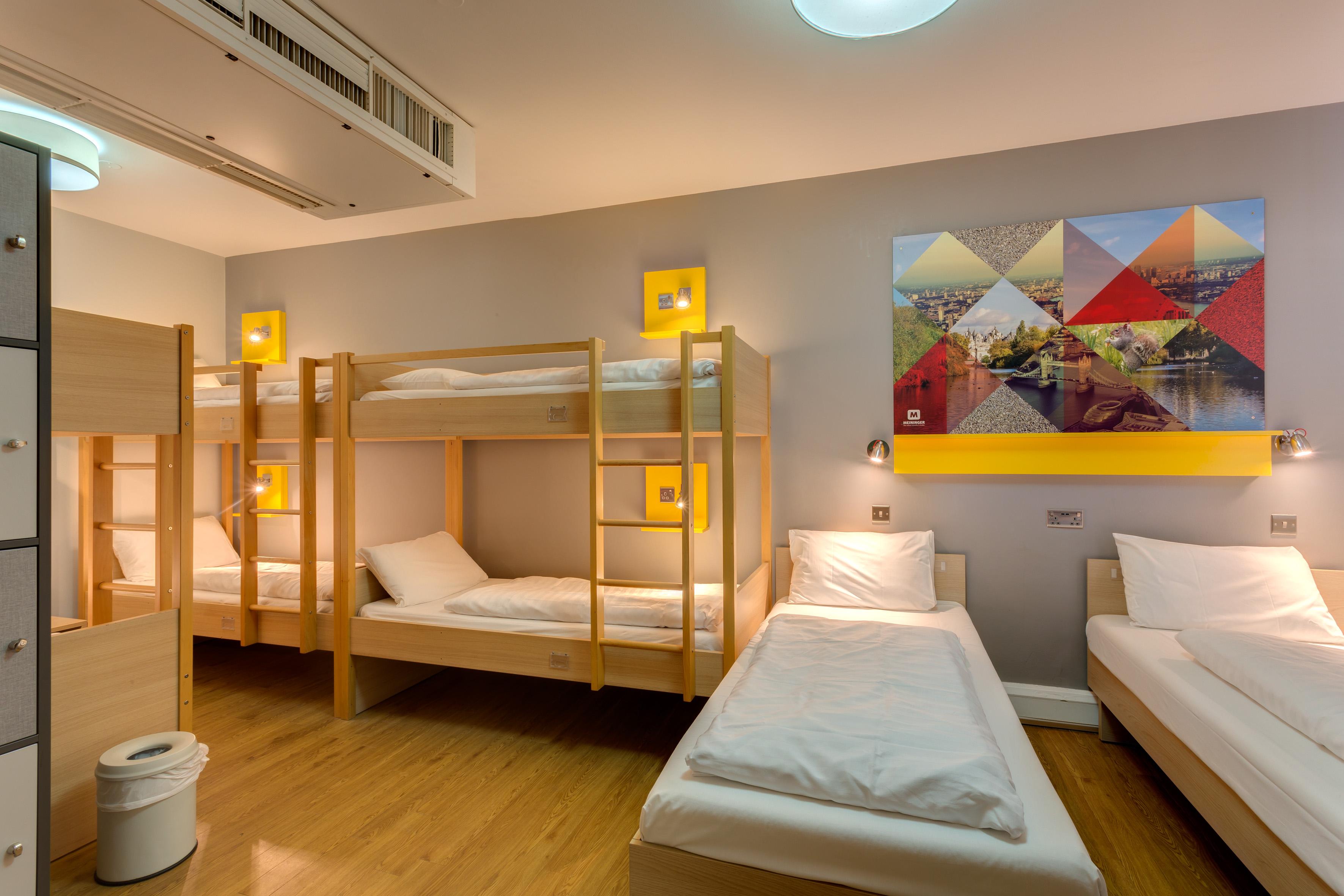 MEININGER Hotel London Hyde Park - Multi-bed