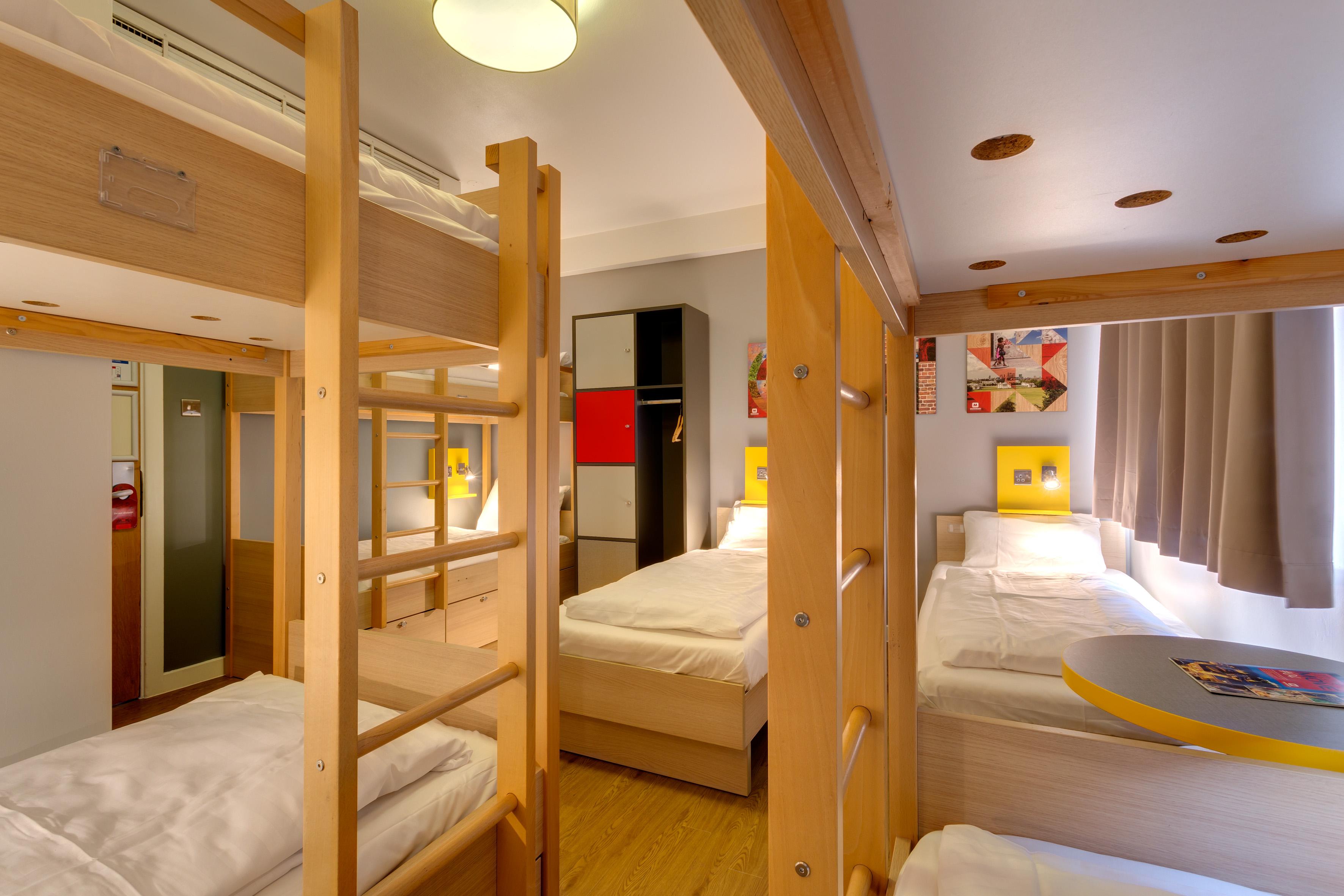 MEININGER Hotel London Hyde Park - Dormitory