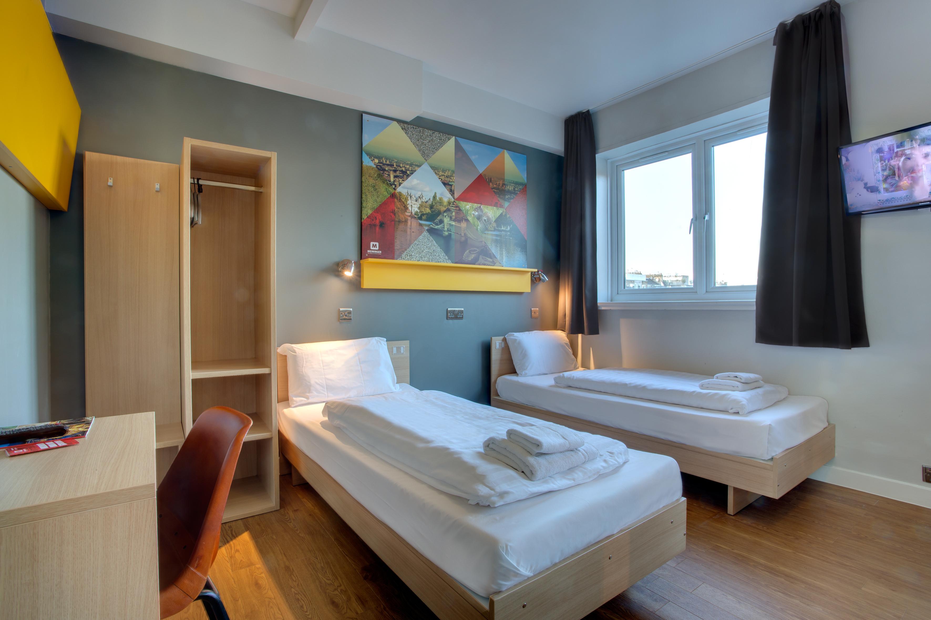 MEININGER Hotel London Hyde Park - Single-/ Double Room