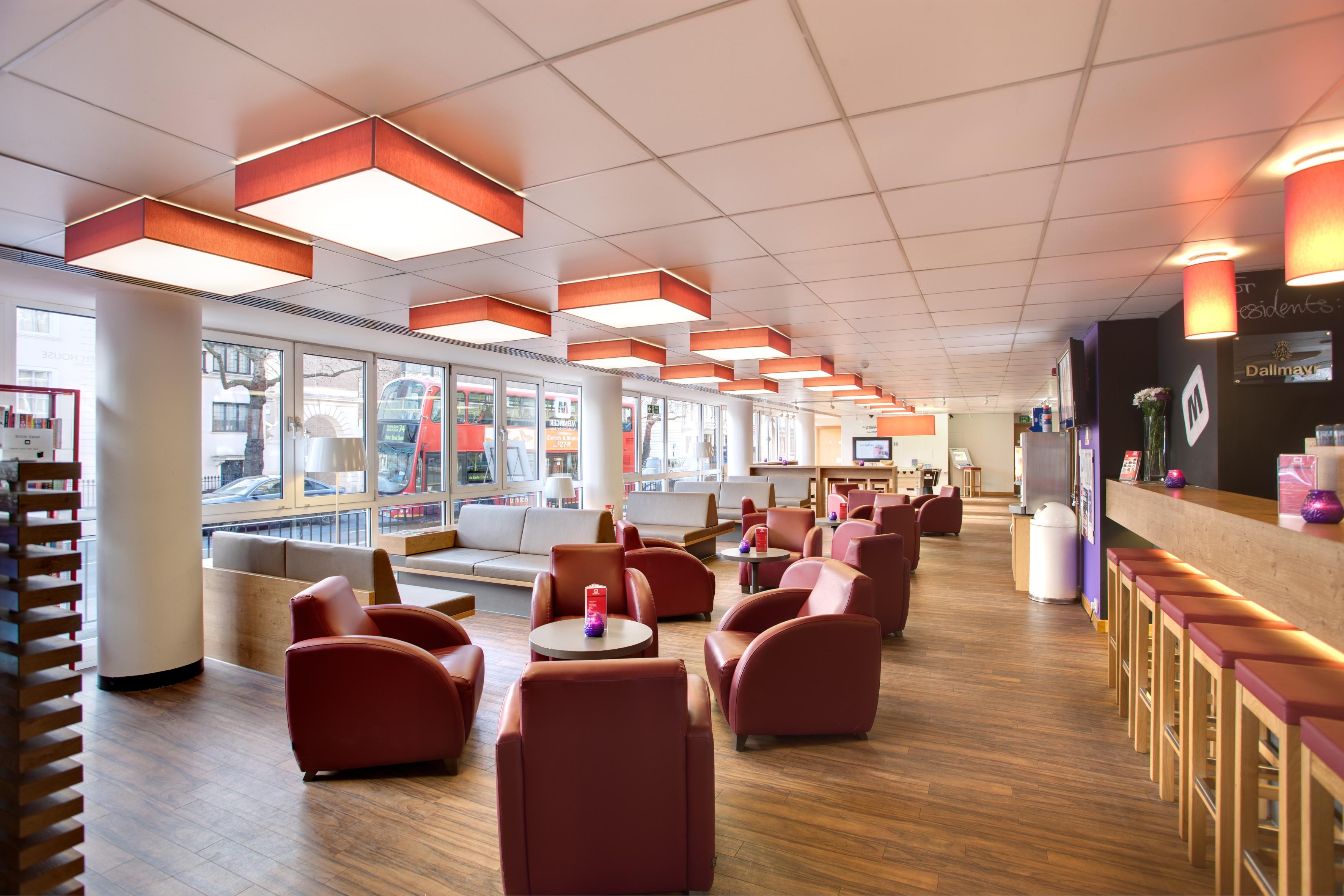 MEININGER Hotel London Hyde Park - Lounge