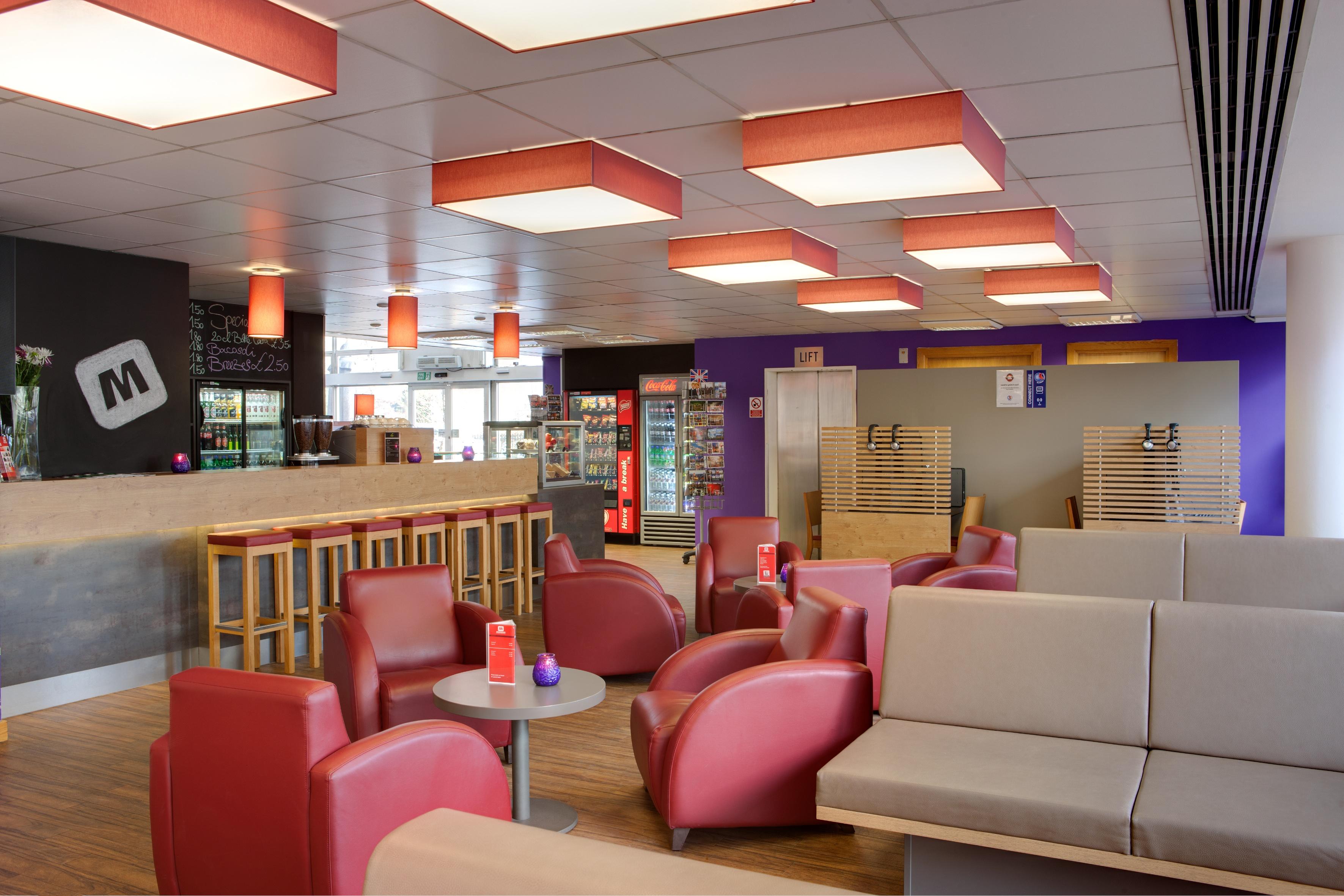 MEININGER Hotel London Hyde Park - Hotelbar