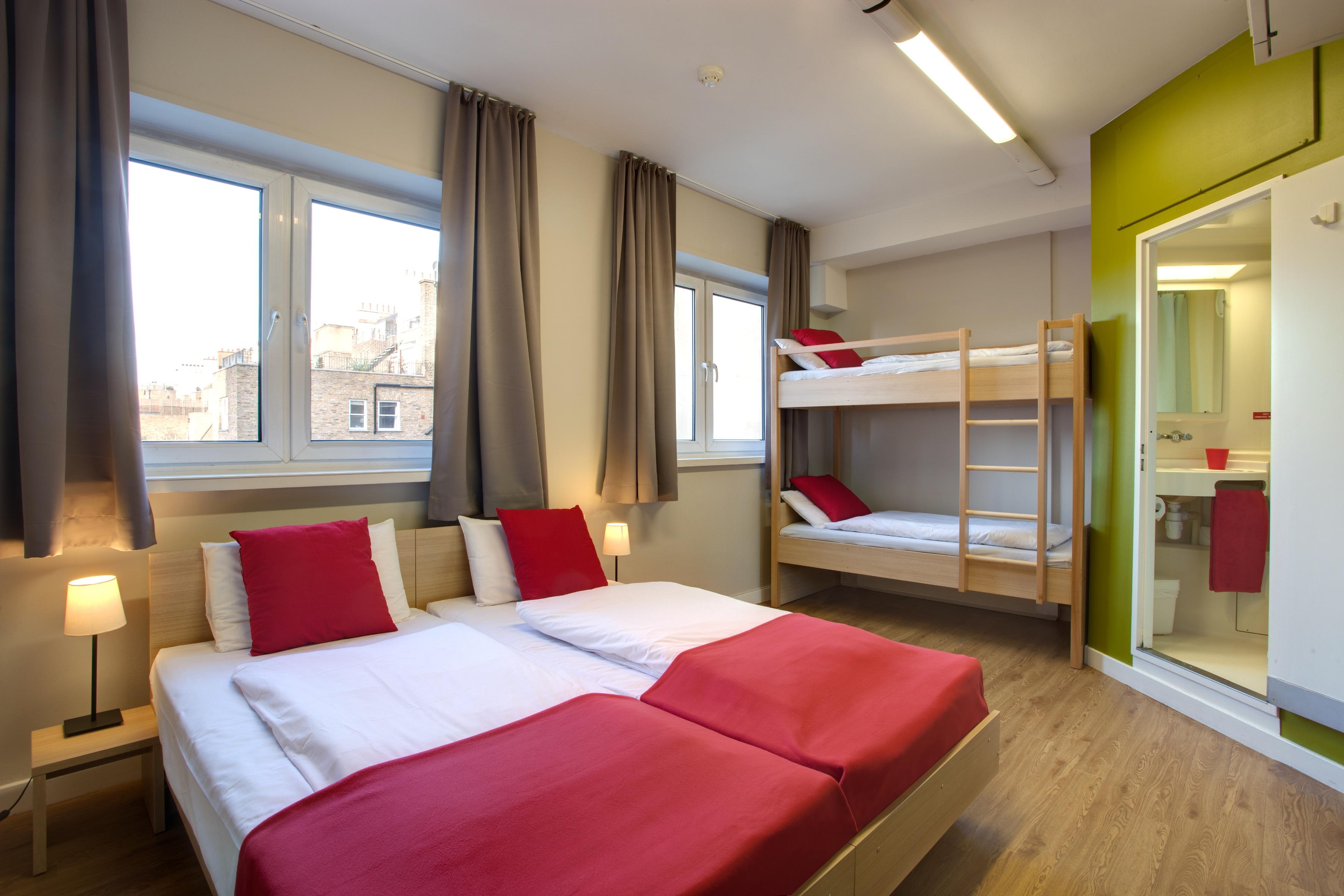 MEININGER Hotel London Hyde Park - Mehrbettzimmer