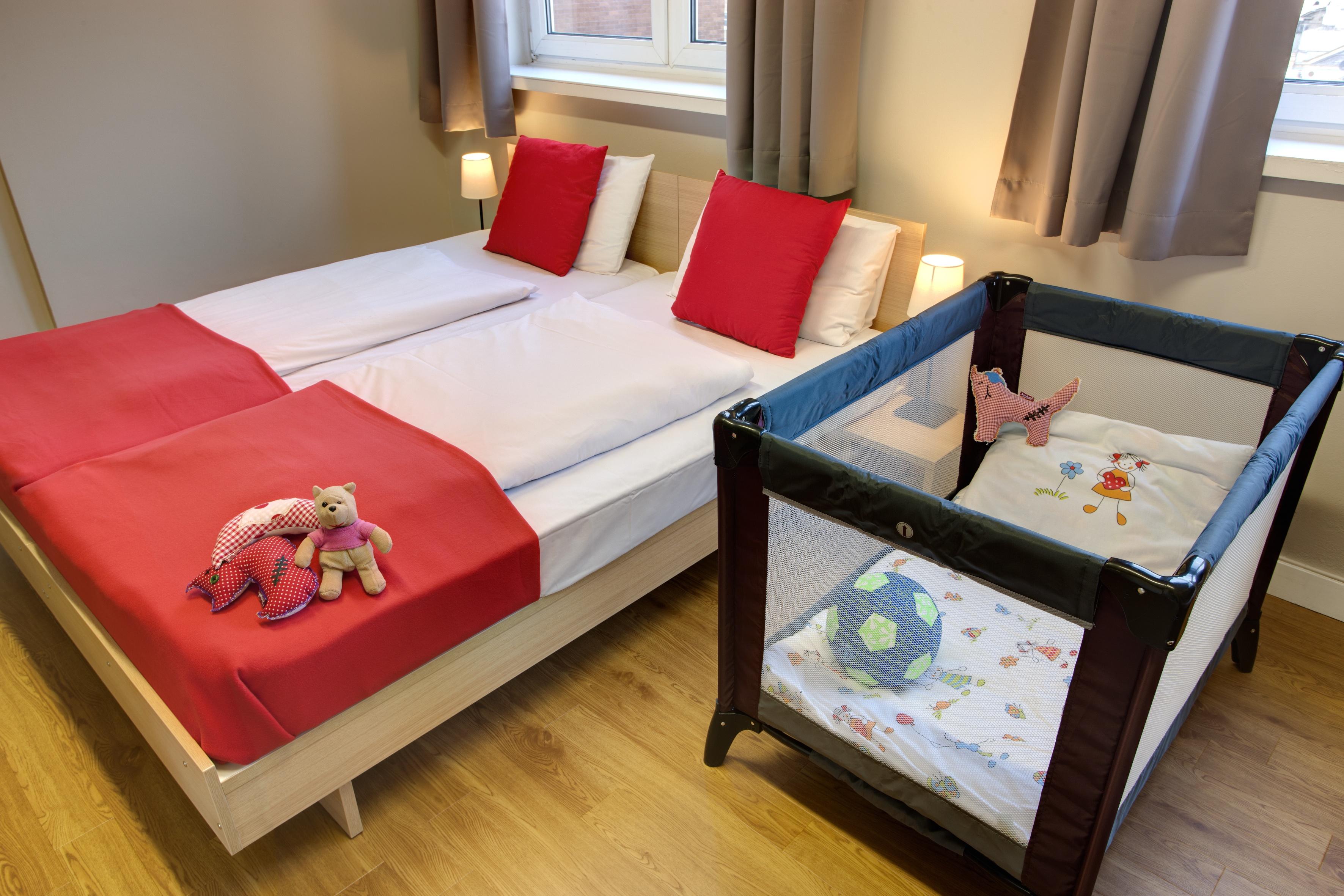 MEININGER Hotel London Hyde Park - Familienzimmer