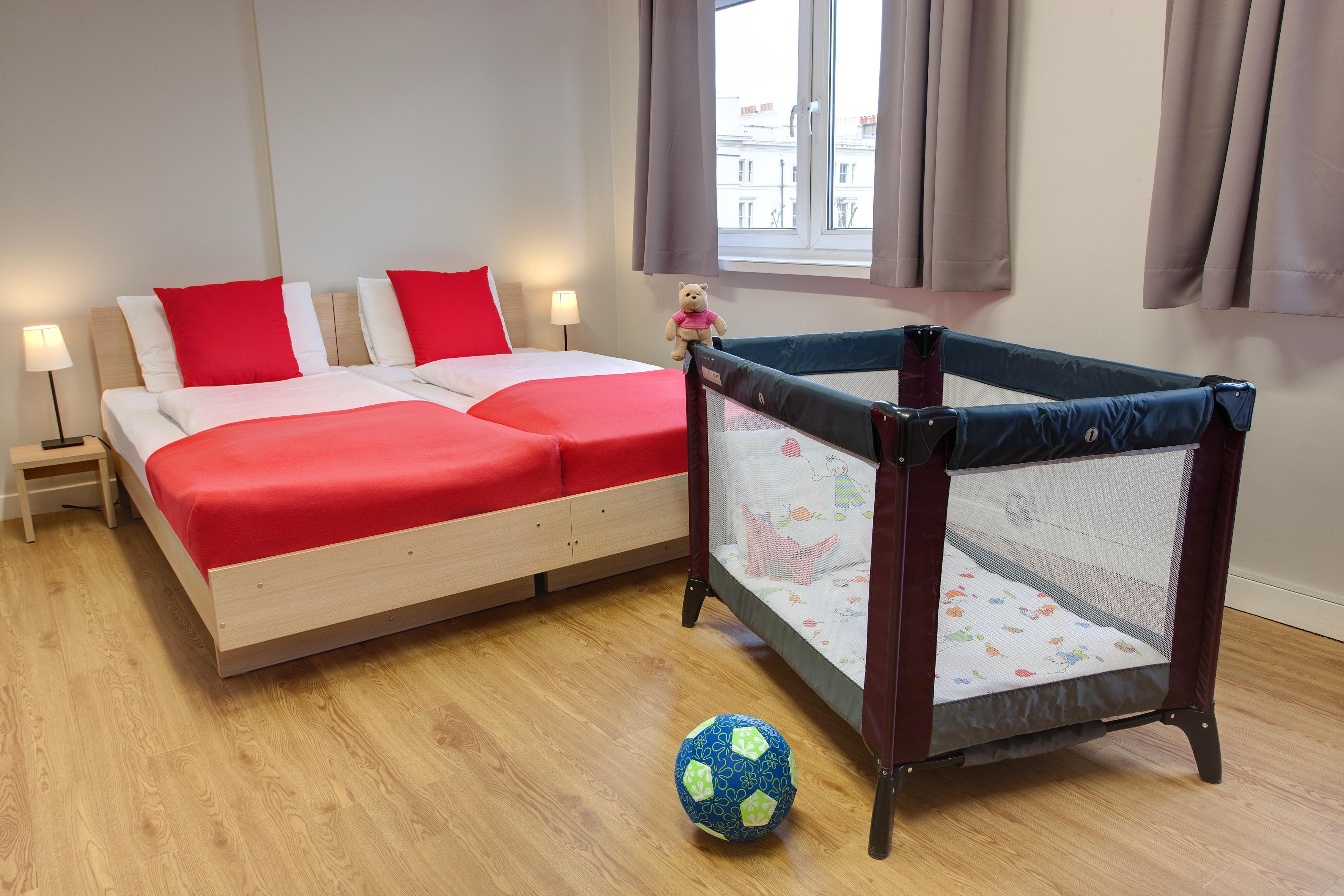 MEININGER Hotel London Hyde Park - Family Room
