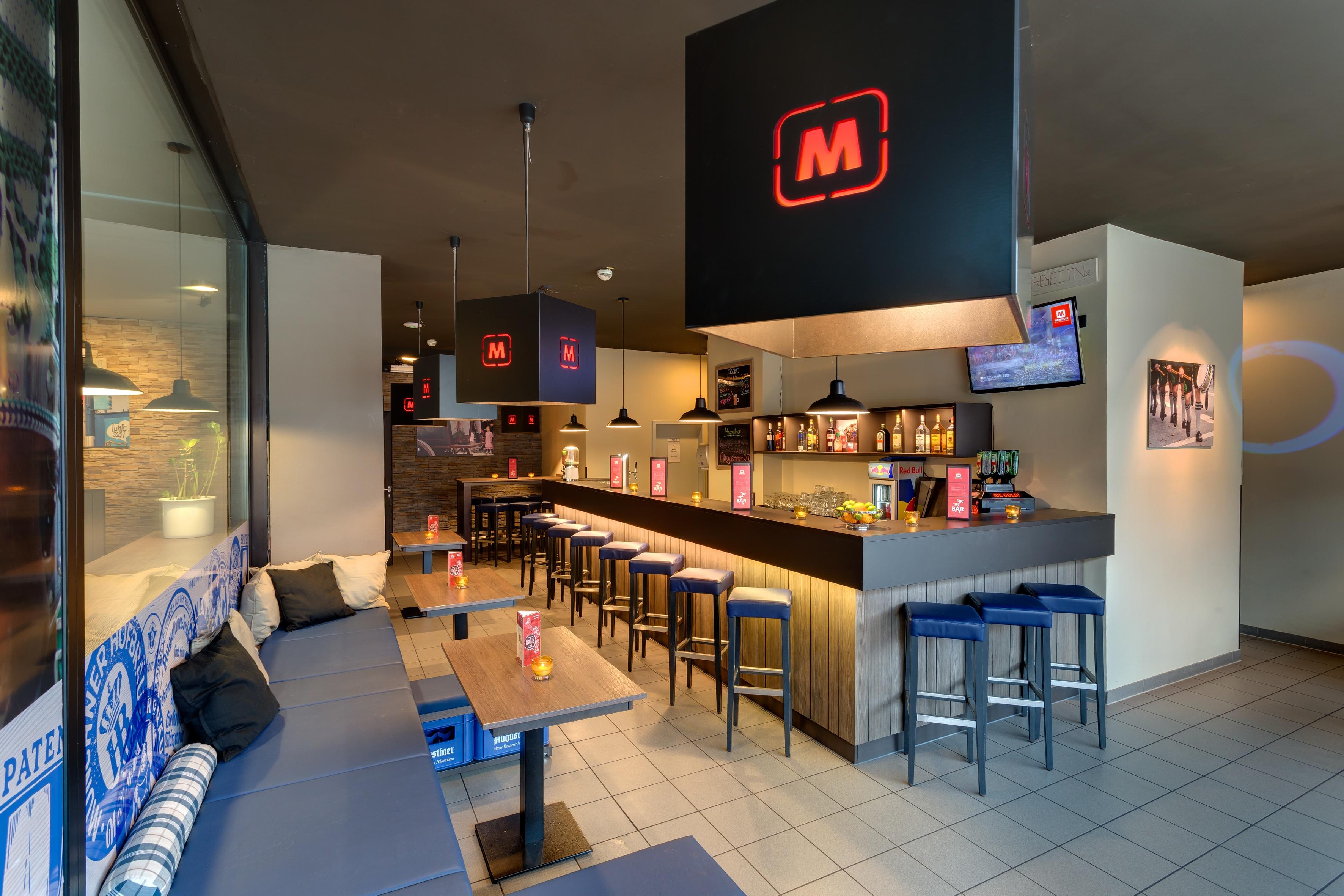 MEININGER Hotel Munich City Center - Bar