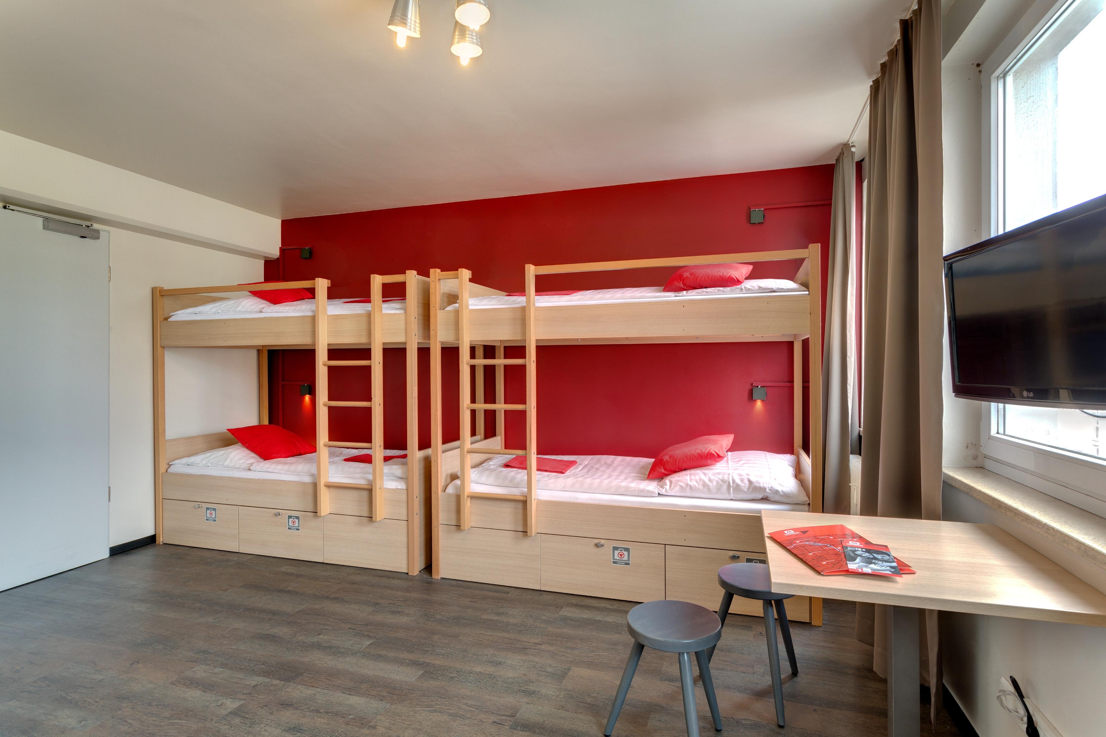 MEININGER Hotel Munich City Center - Dormitorio