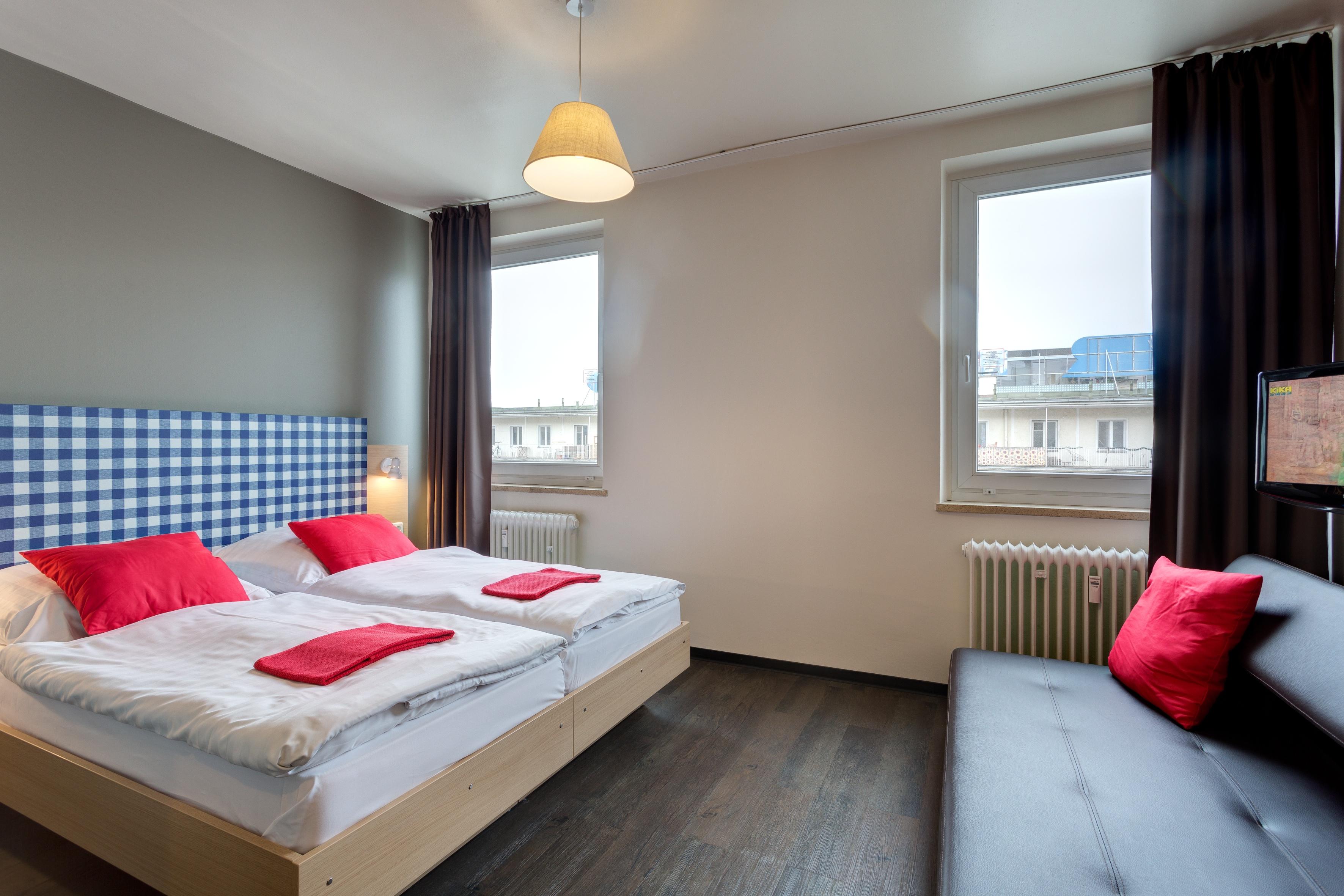 MEININGER Hotel Munich City Center - Habitación individual/doble