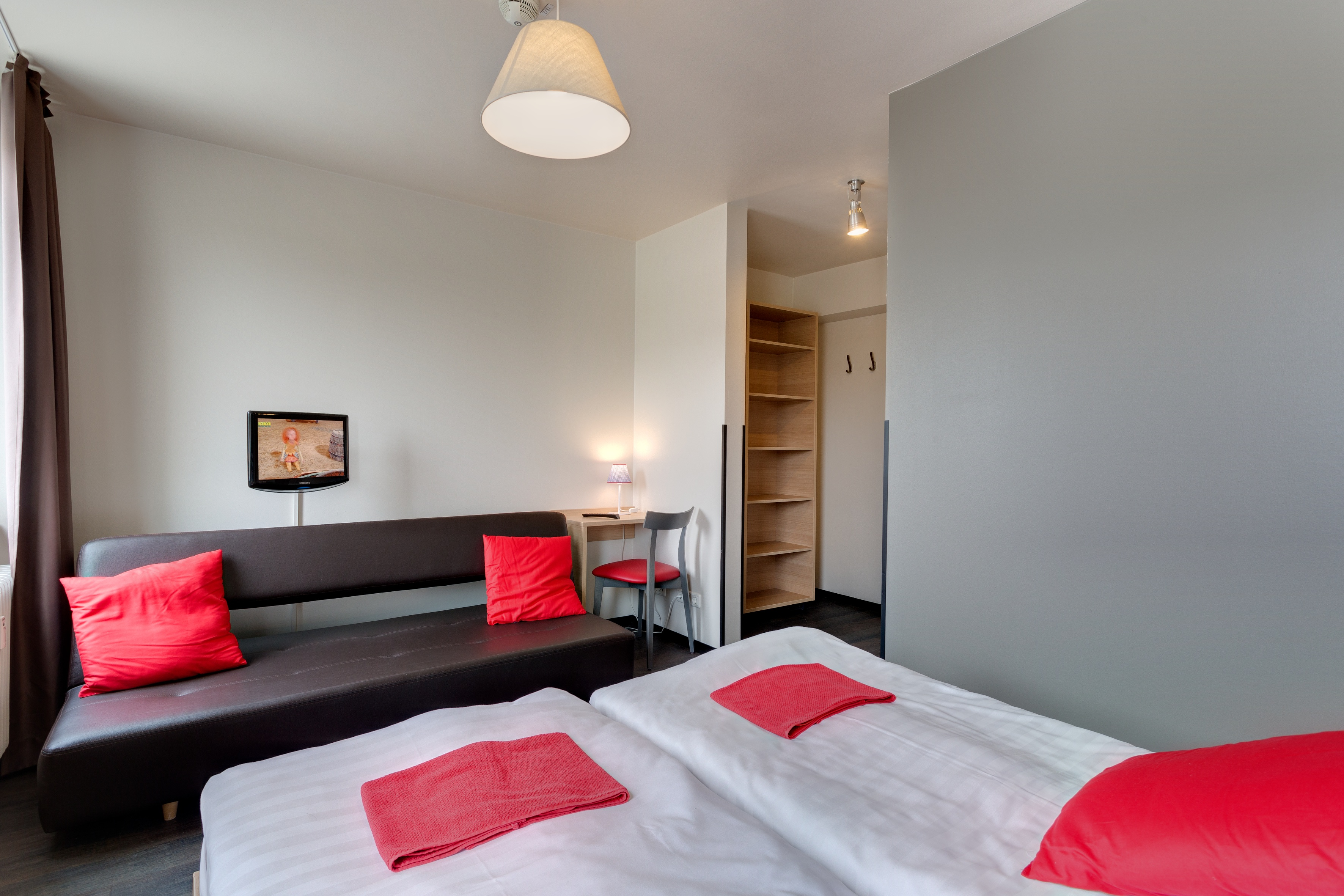 MEININGER Hotel Munich City Center - Single-/ Double Room
