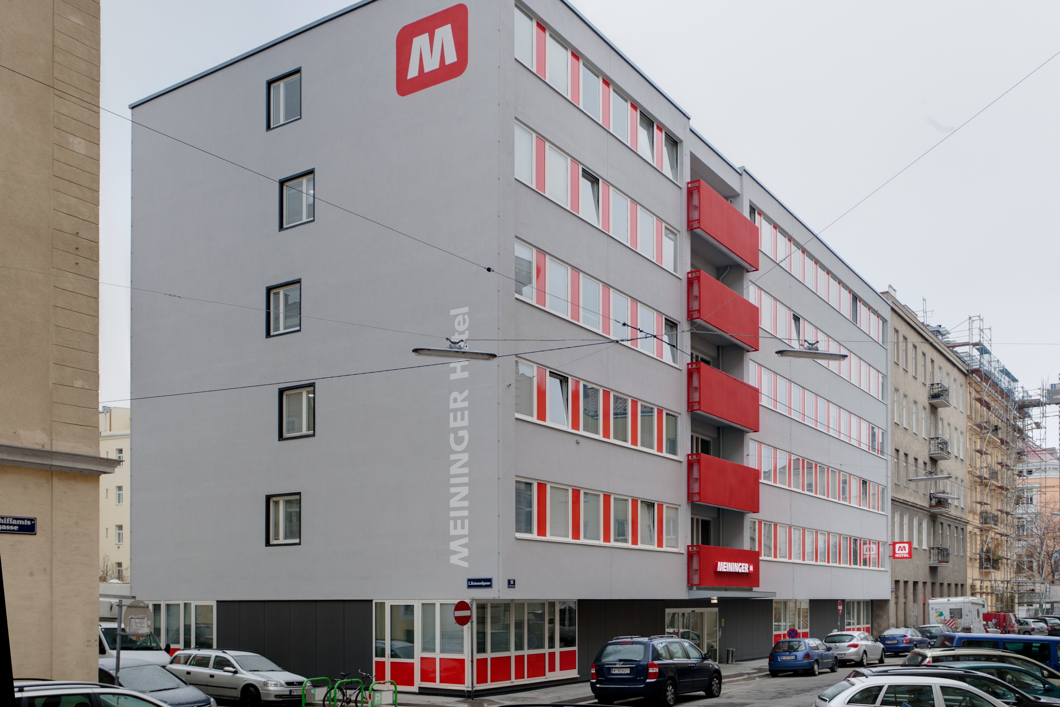 MEININGER Hotel Vienna Downtown Sissi - General