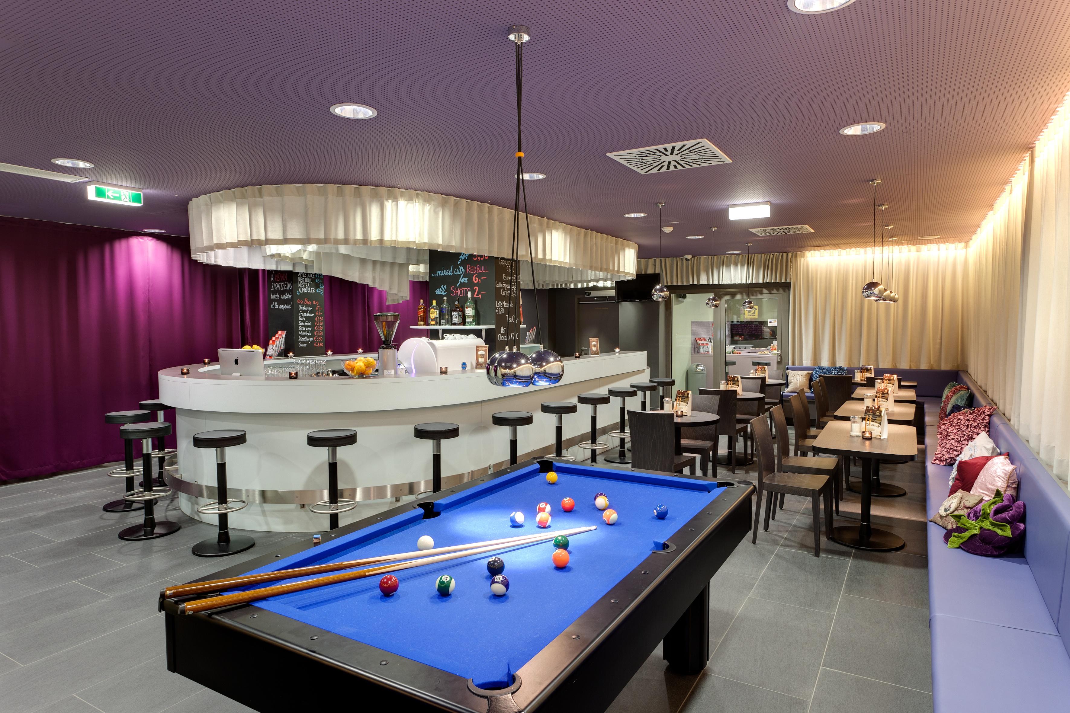 MEININGER Hotel Vienna Downtown Sissi - Hotelbar