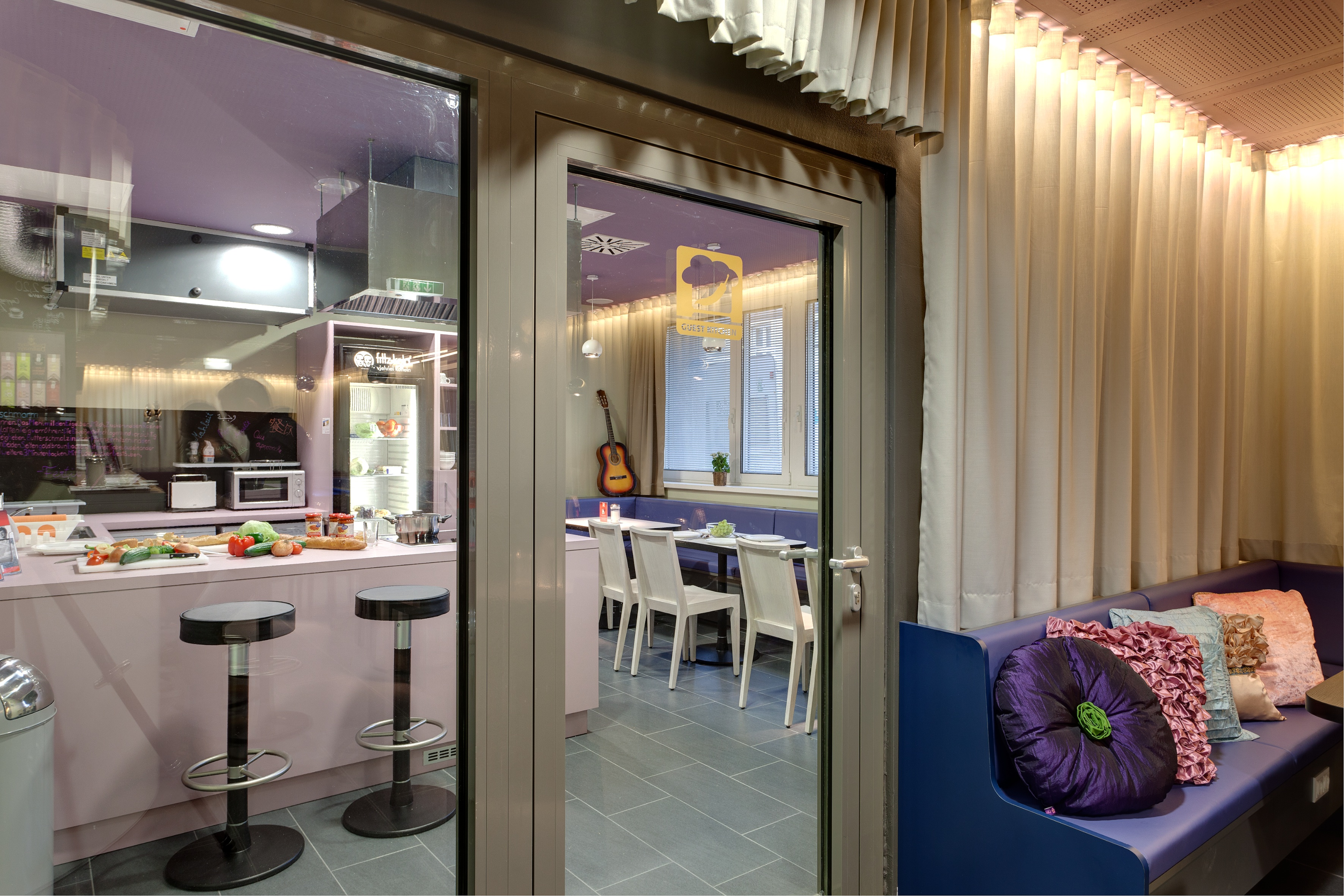 MEININGER Hotel Vienna Downtown Sissi - Cuisine commune
