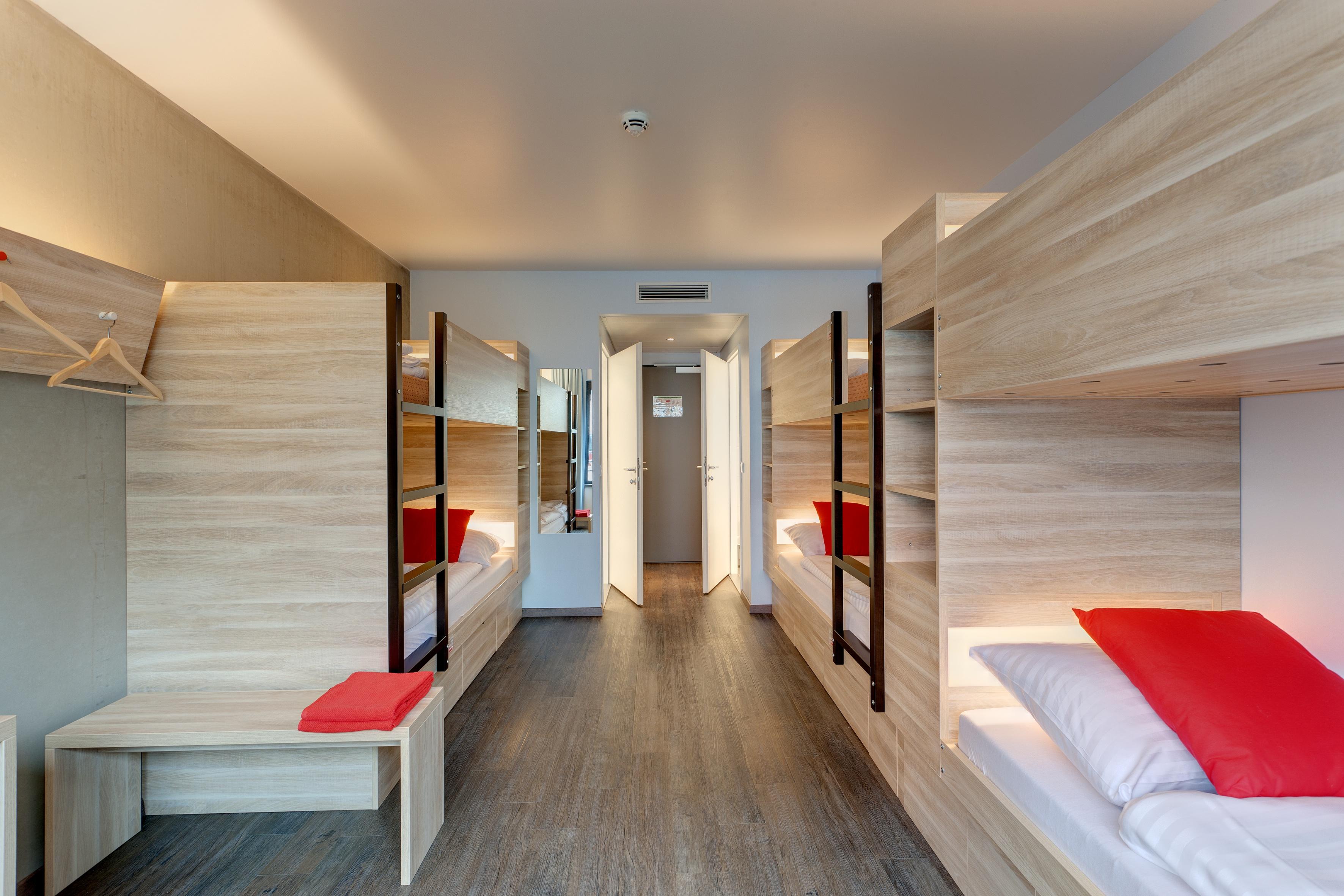 MEININGER Hotel Vienna Downtown Franz - Dormitory