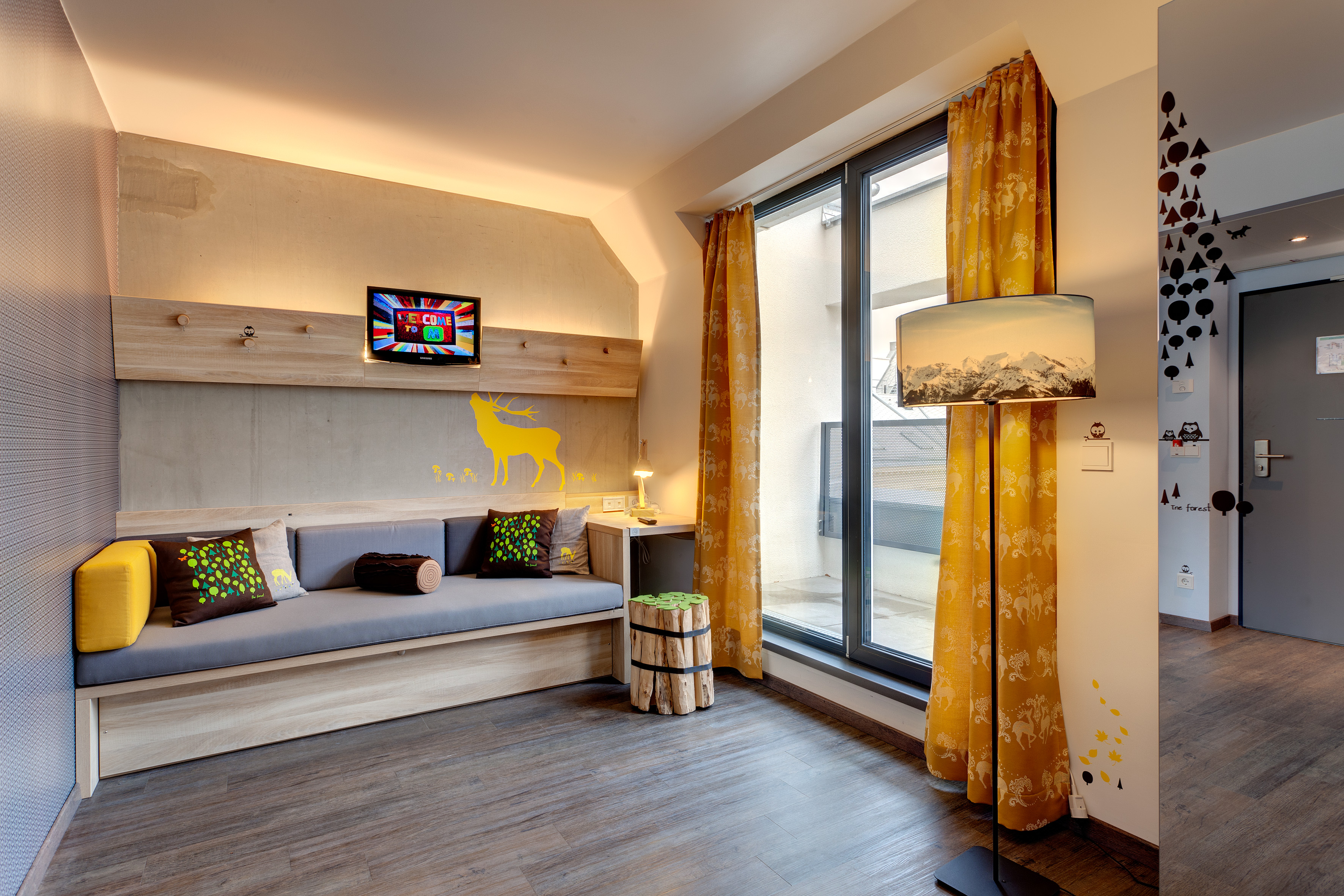 MEININGER Hotel Vienna Downtown Franz - Single-/ Double Room