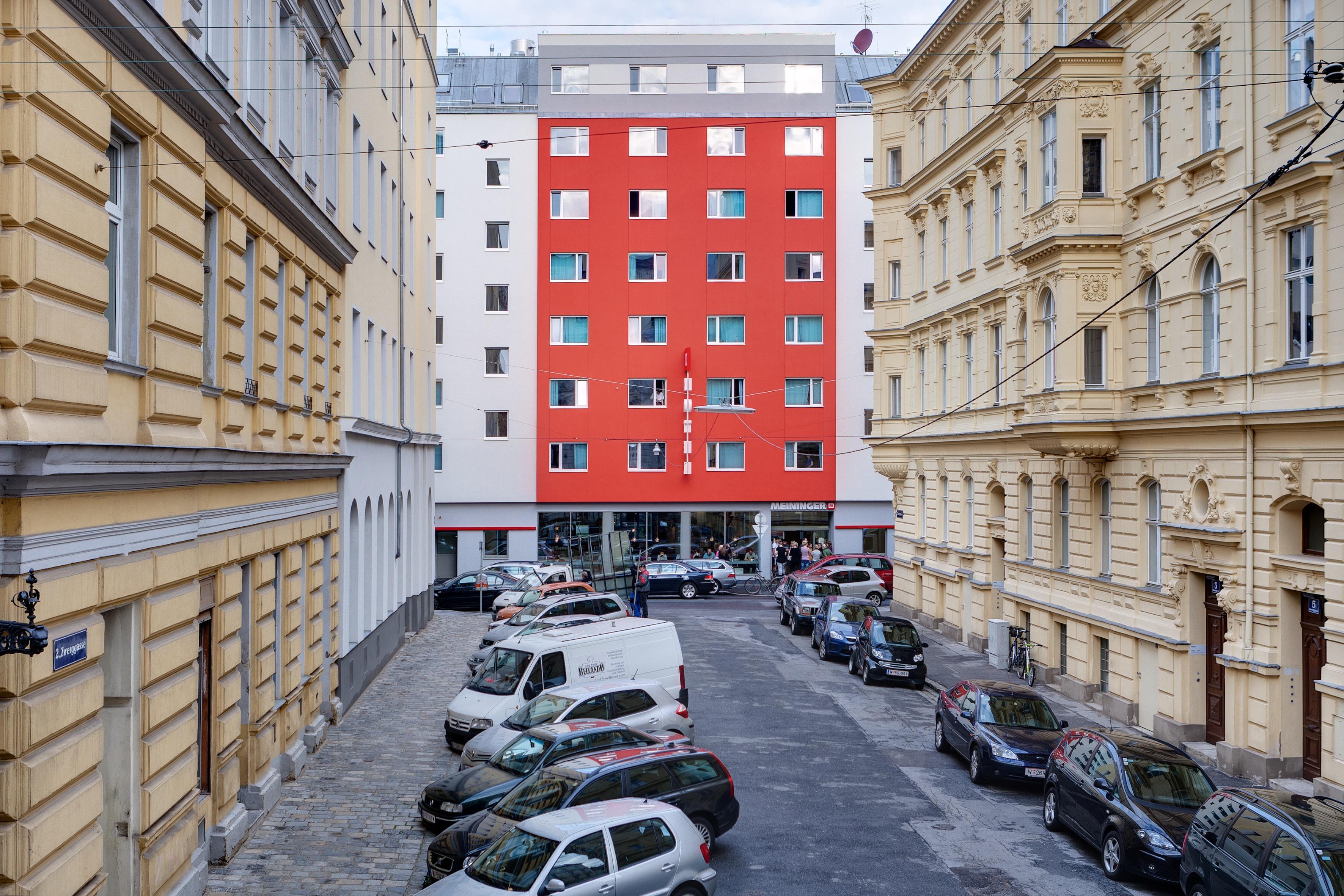 MEININGER Hotel Vienna Downtown Franz - General
