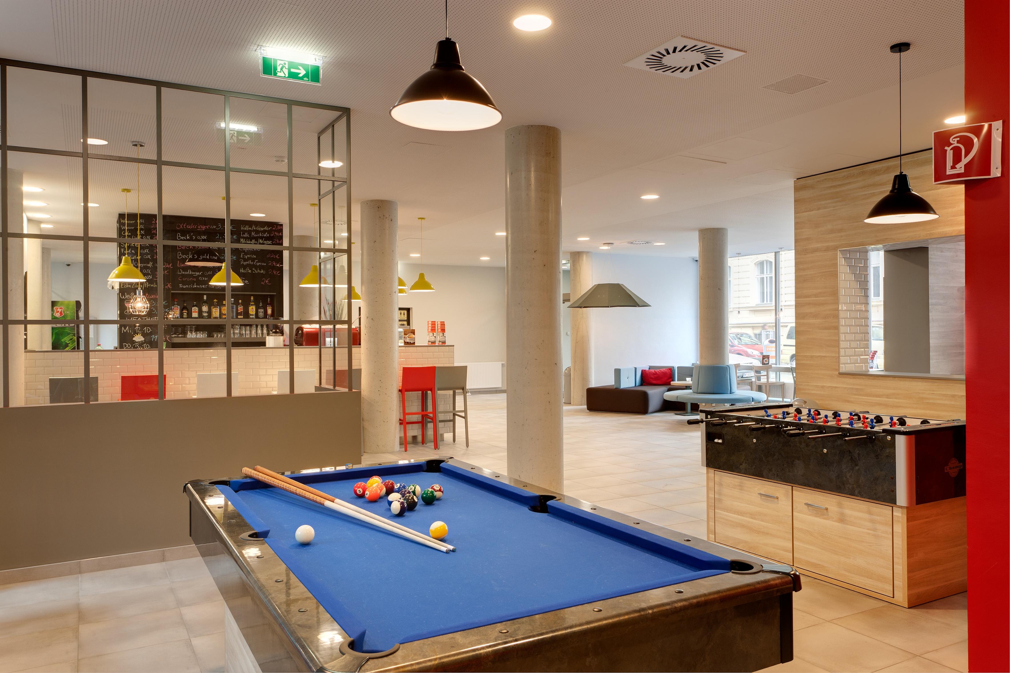 MEININGER Hotel Vienna Downtown Franz - Gamezone