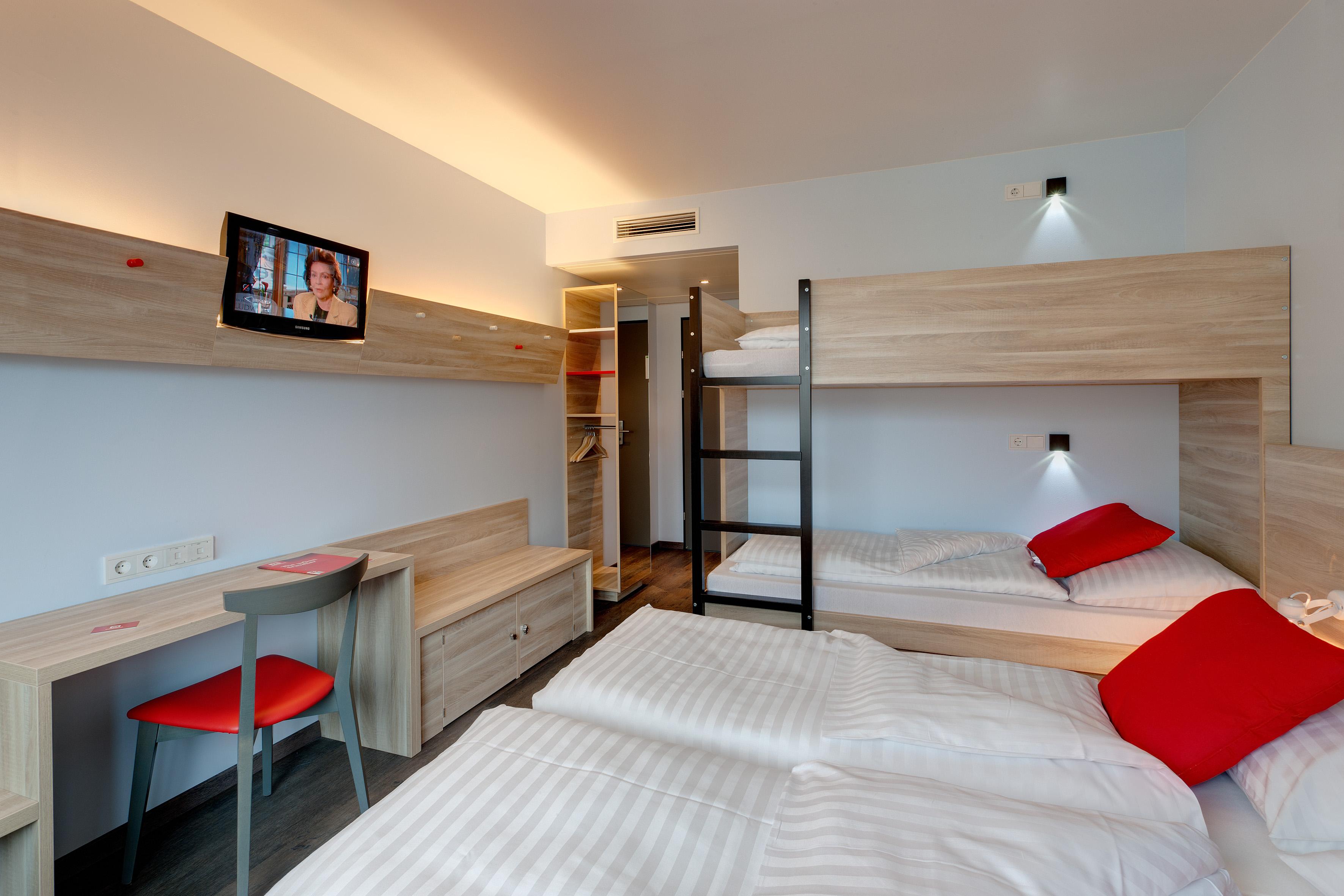 MEININGER Hotel Vienna Downtown Franz - Family Room
