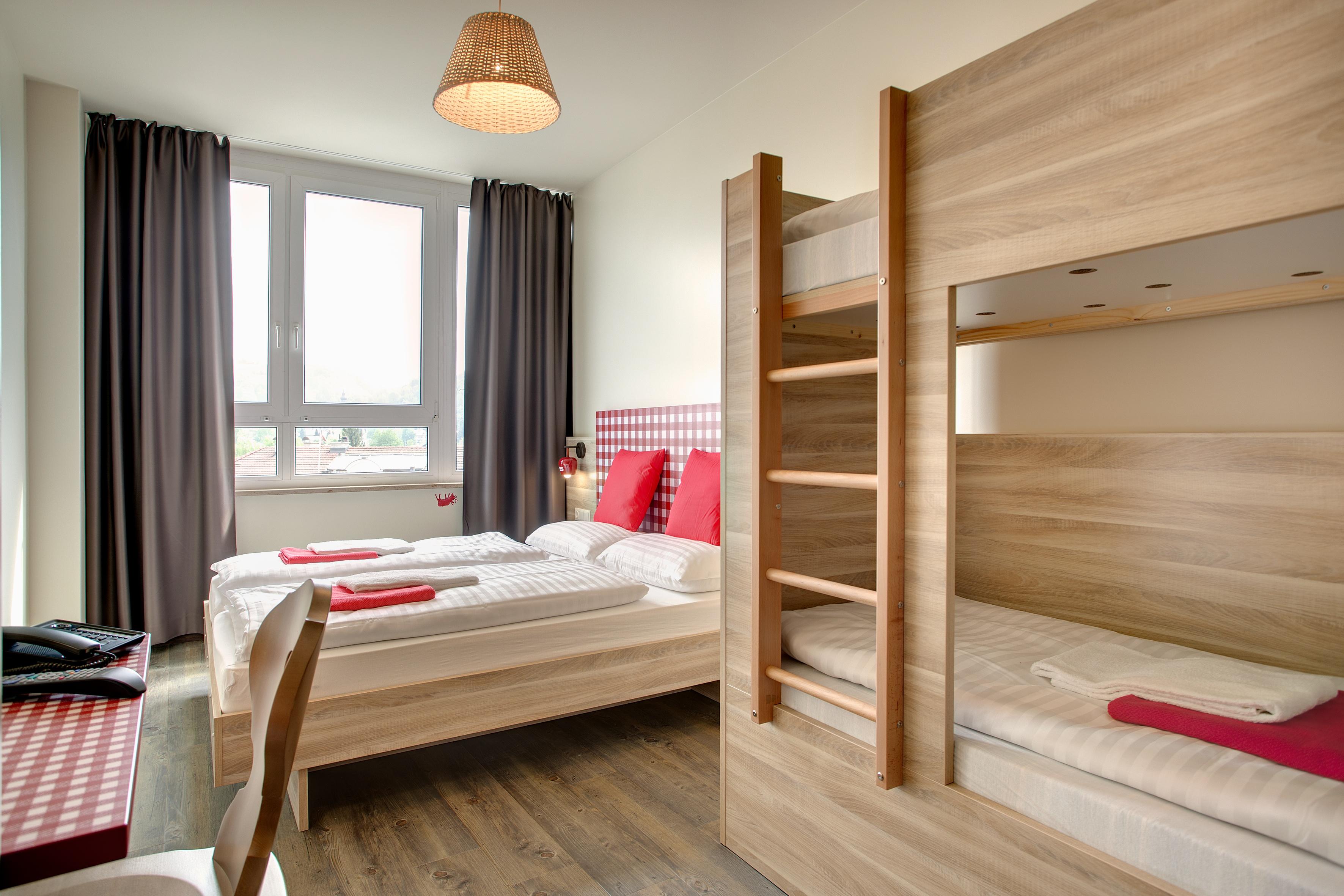 MEININGER Hotel Salzburg City Center - Family Room
