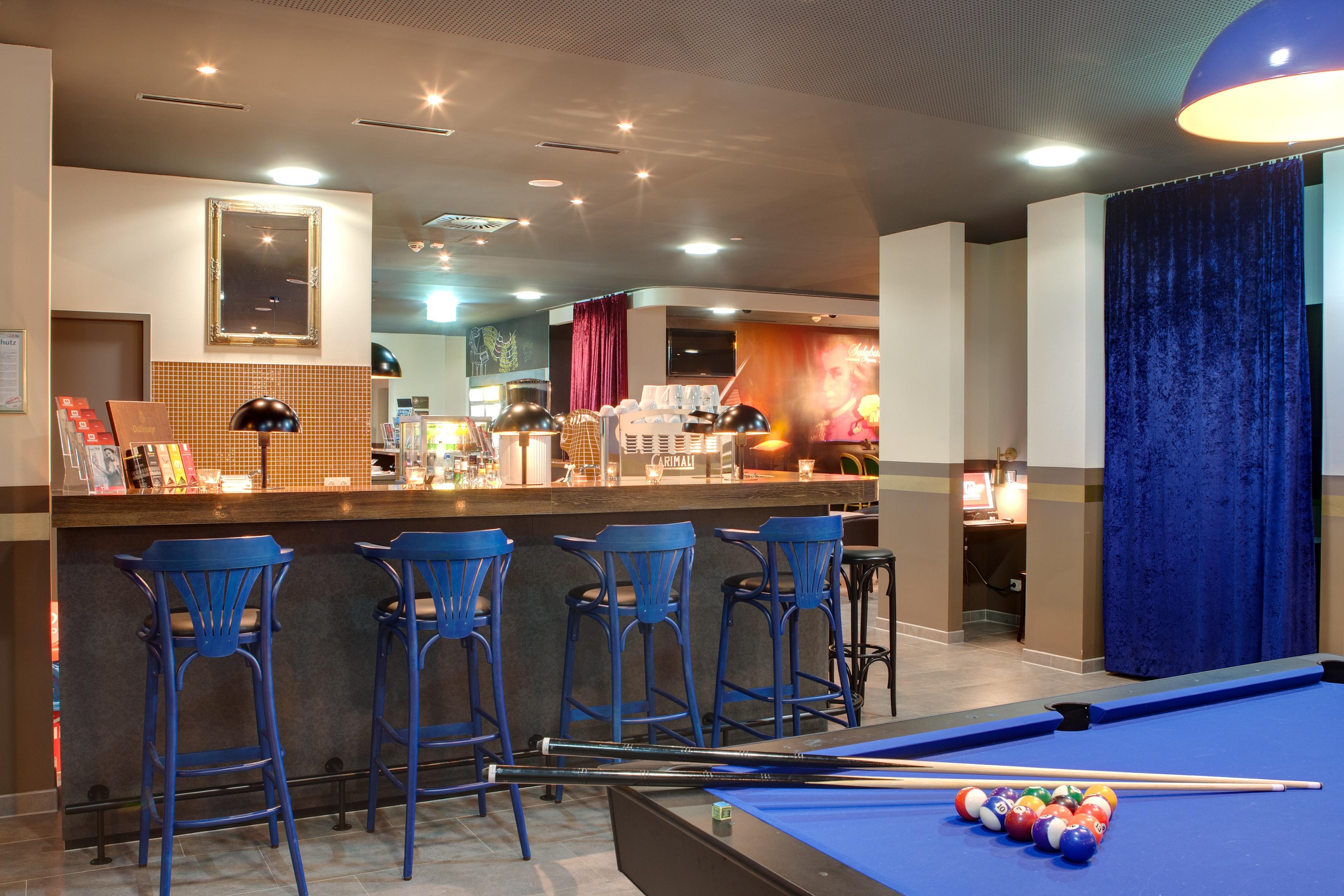 MEININGER Hotel Salzburg City Center - Gamezone