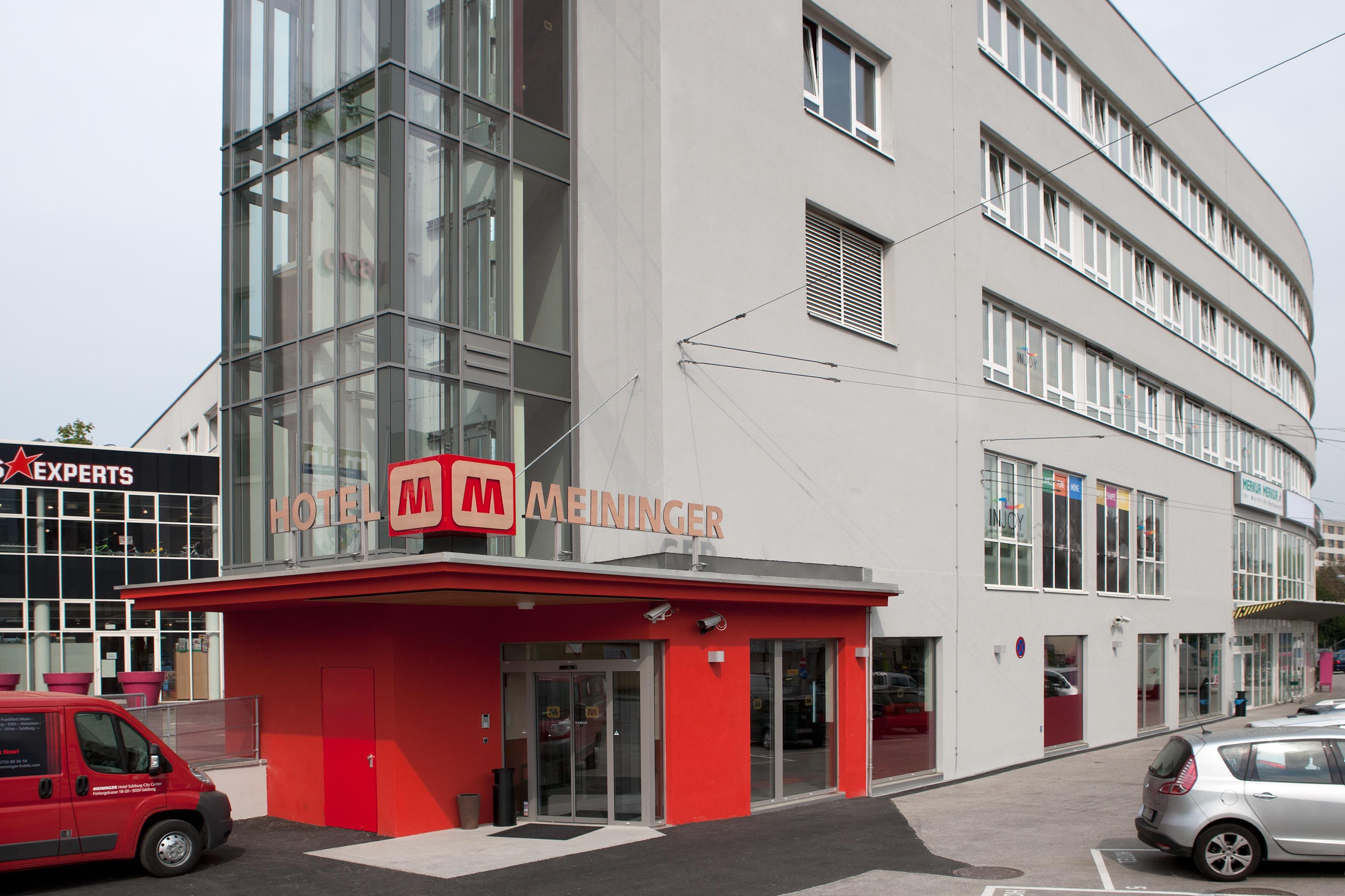 MEININGER Hotel Salzburg City Center - General