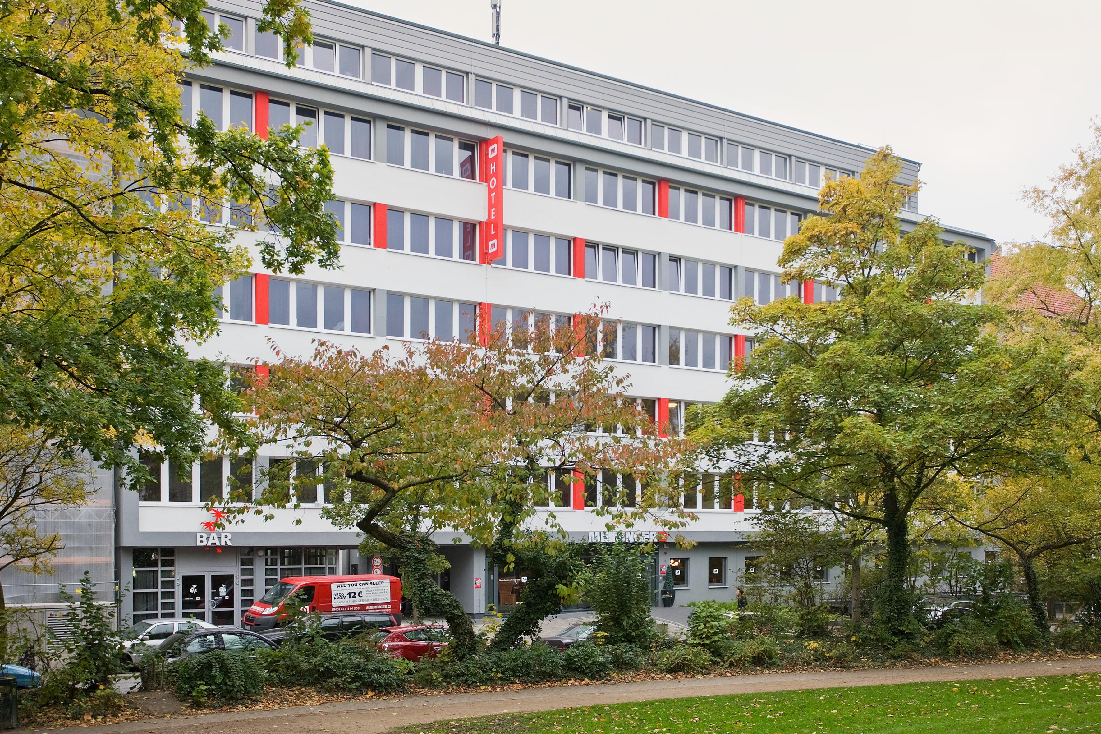 MEININGER Hotel Hamburg City Center - General