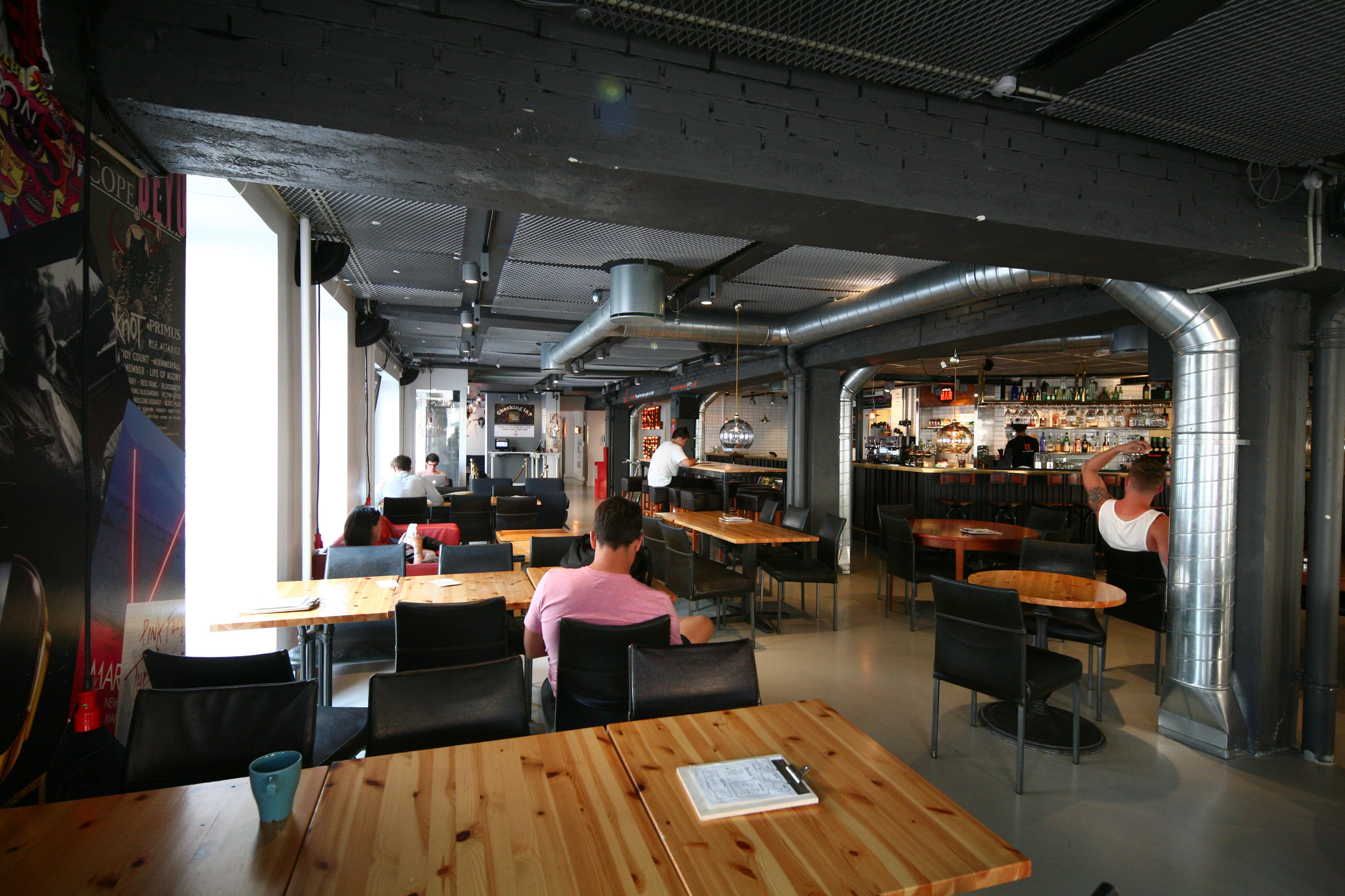 Urban House Copenhagen by MEININGER - Lounge