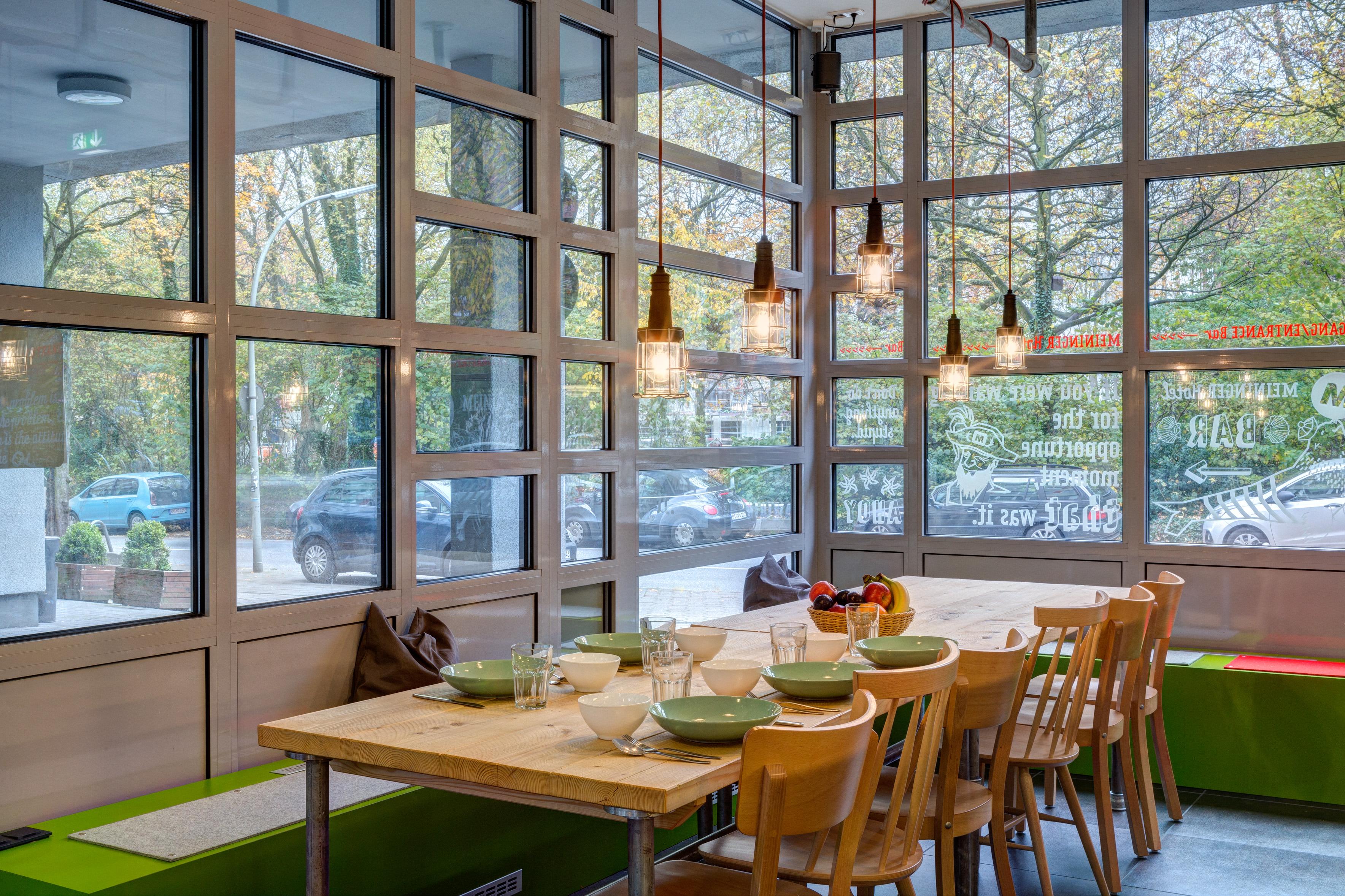 MEININGER Hotel Hamburg City Center - Cocina para huéspedes
