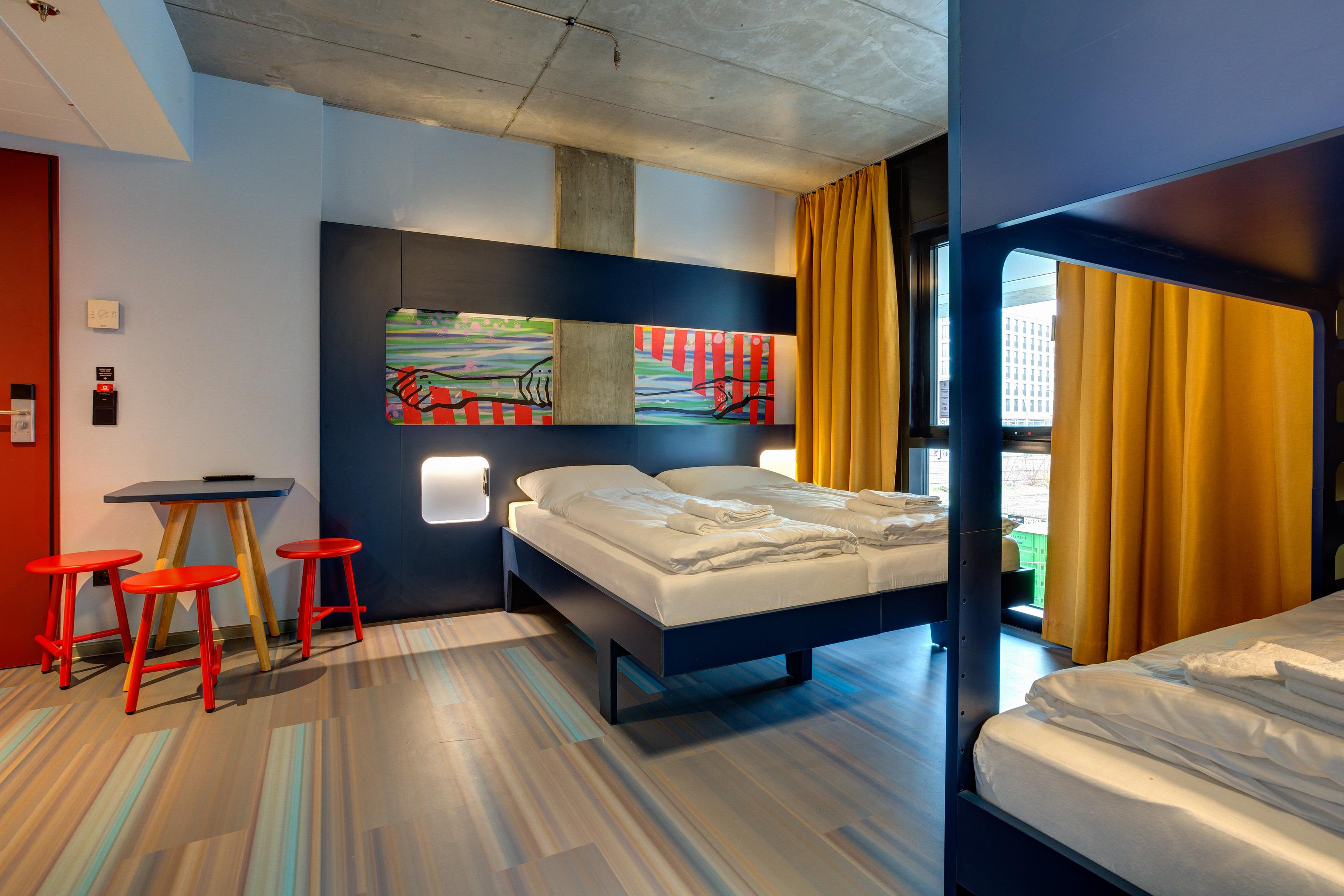 MEININGER Hotel Berlin East Side Gallery - Family Room