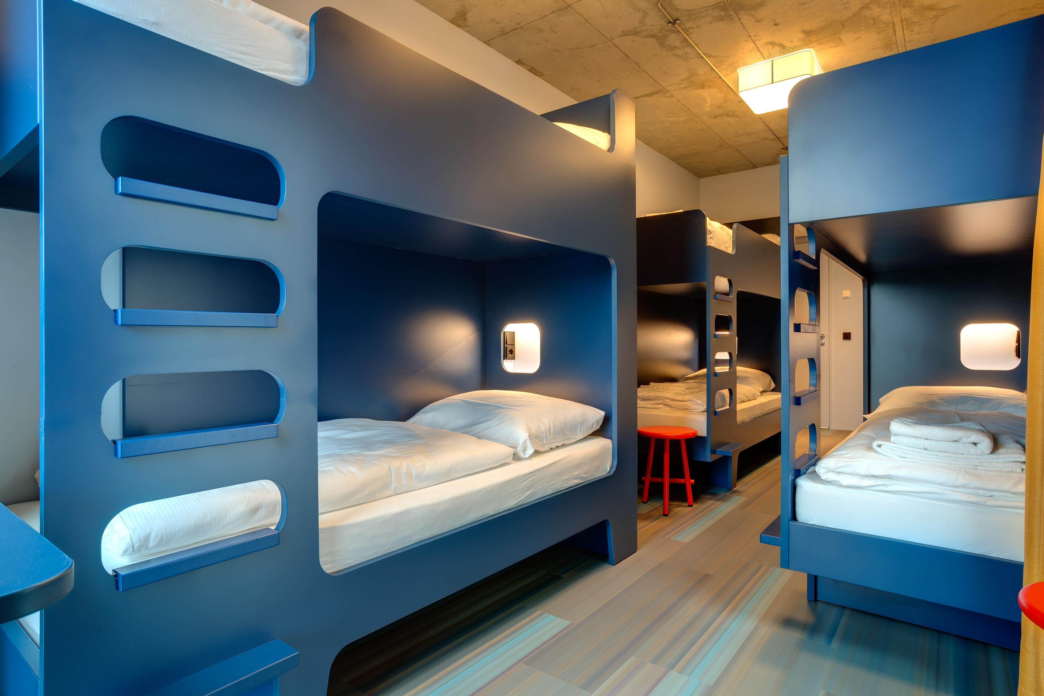 MEININGER Hotel Berlin East Side Gallery - Dormitory