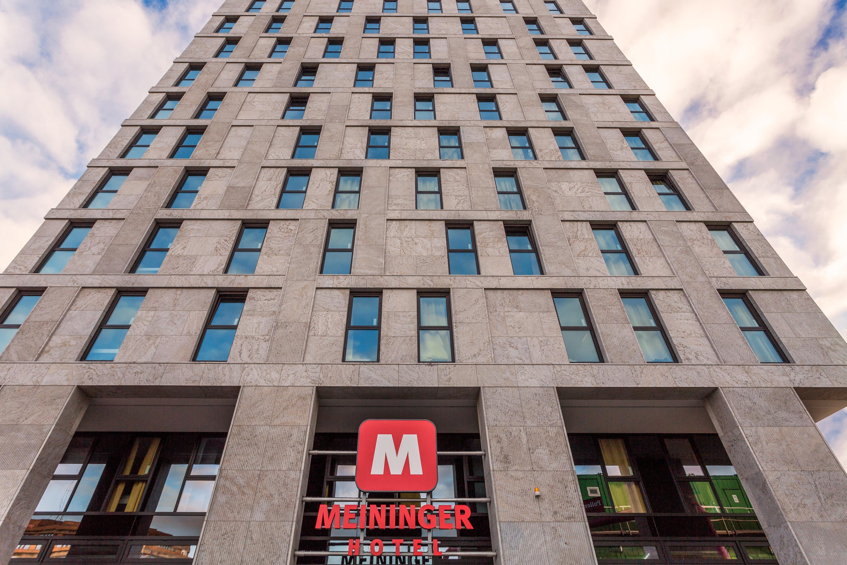 MEININGER Hotel Berlin East Side Gallery - General