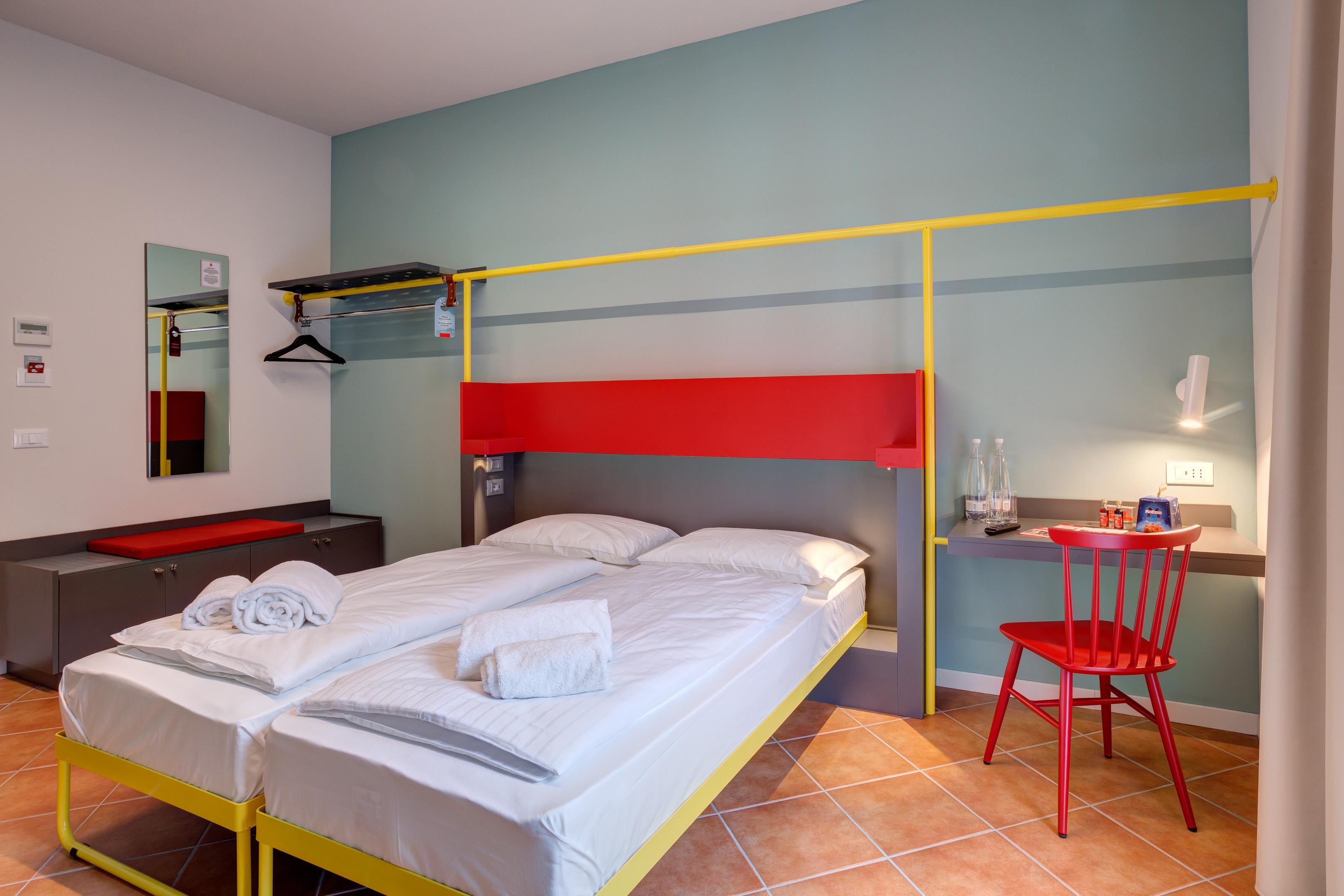 MEININGER Milano Garibaldi - Einzel-/ Zweibettzimmer