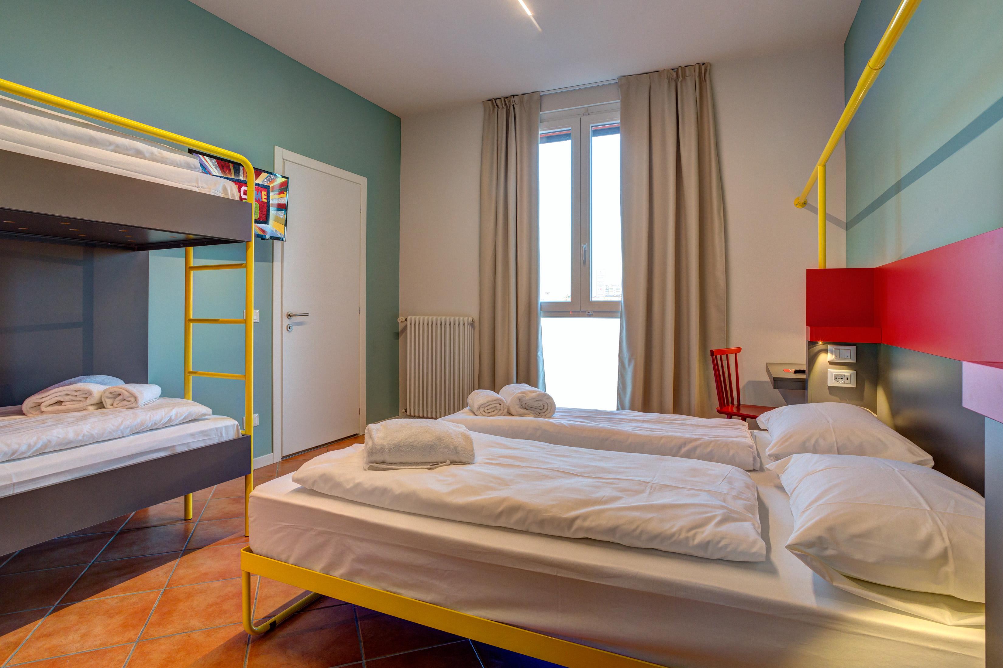 MEININGER Milano Garibaldi - Familienzimmer