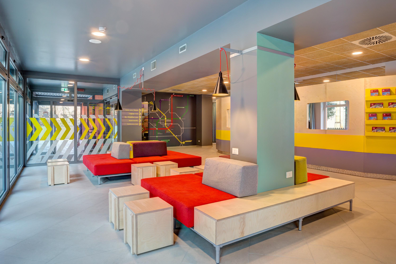 MEININGER Milano Garibaldi - Lounge