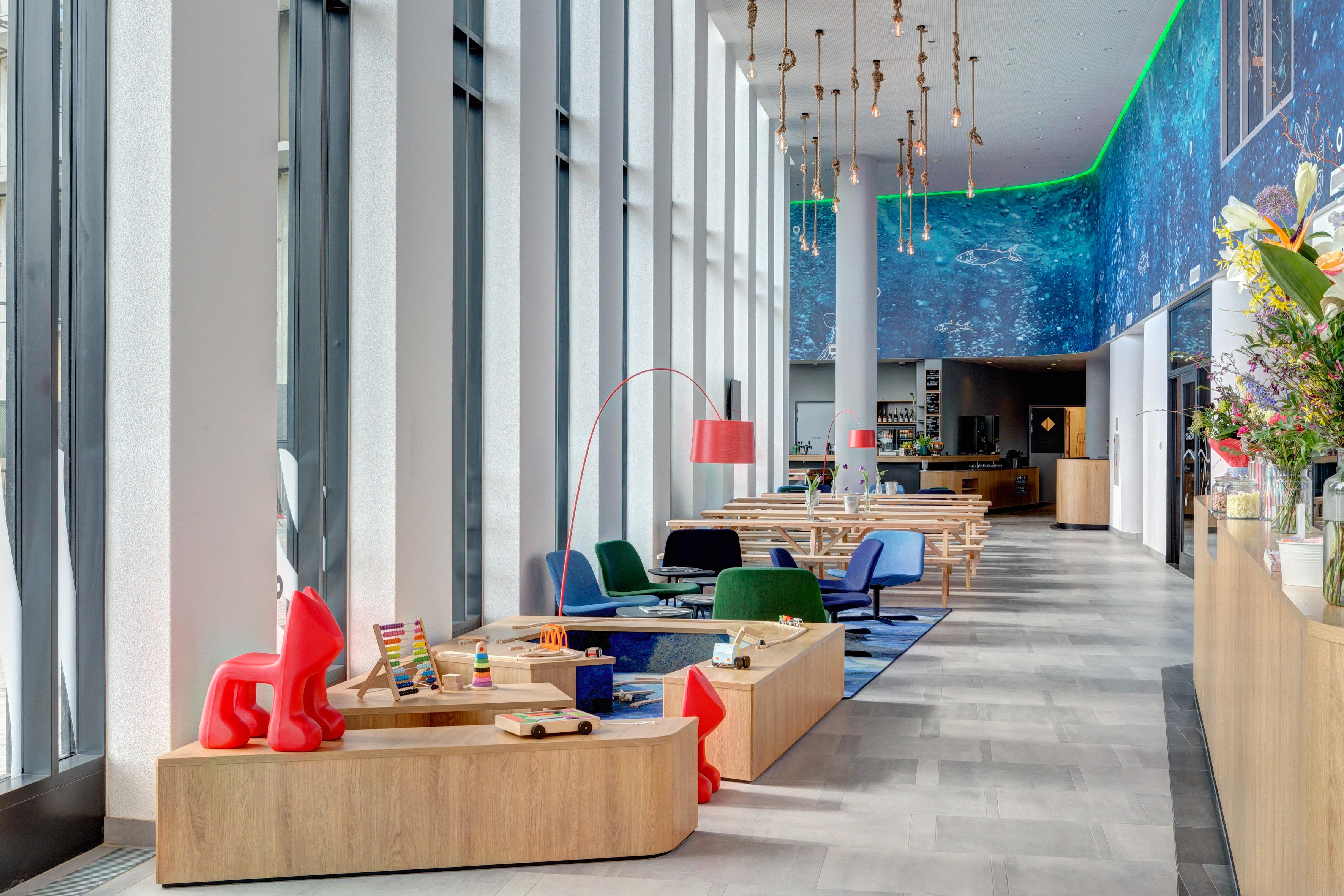 MEININGER Hotel Amsterdam Amstel - Salon