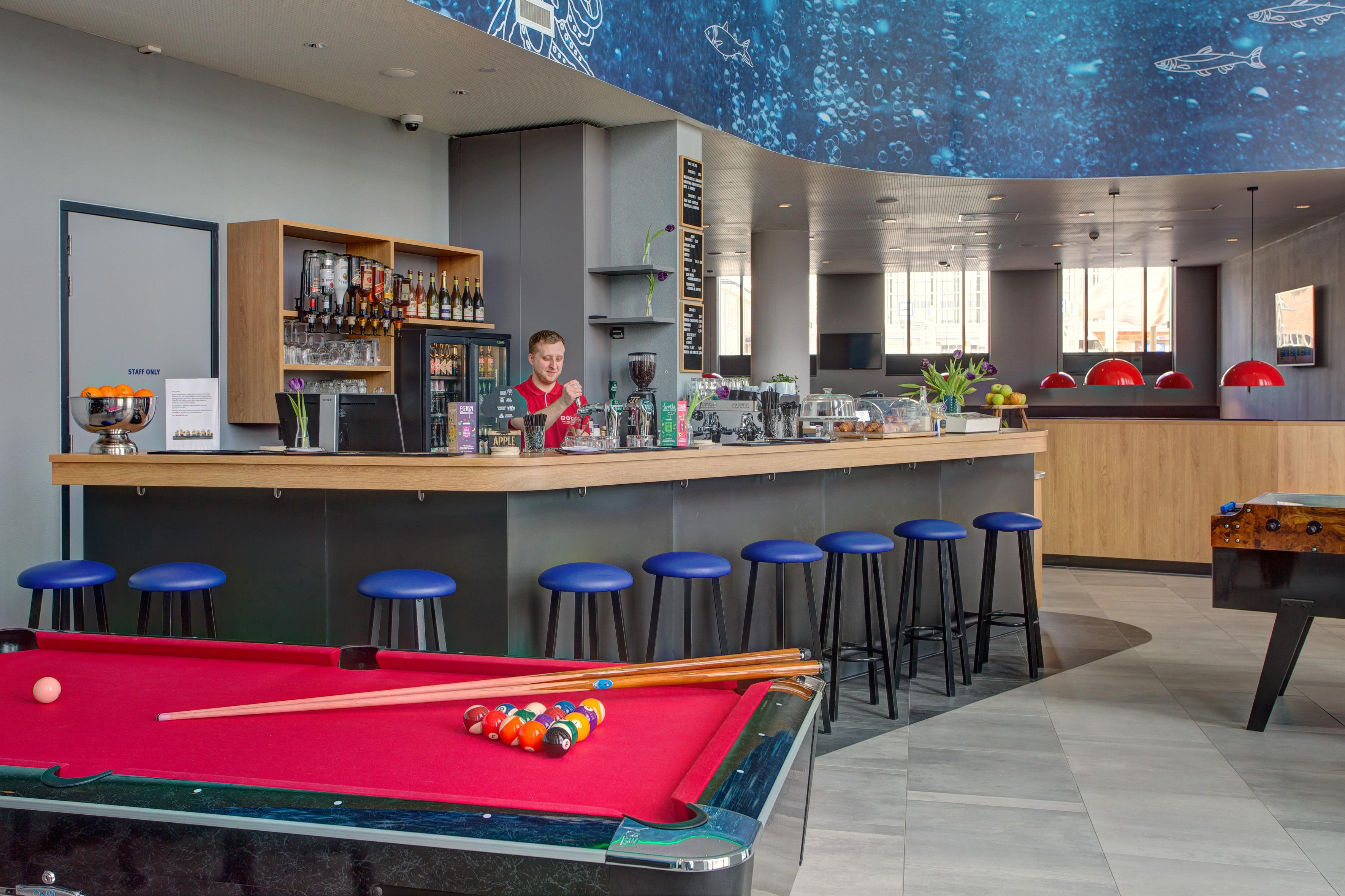 MEININGER Hotel Amsterdam Amstel - Gamezone