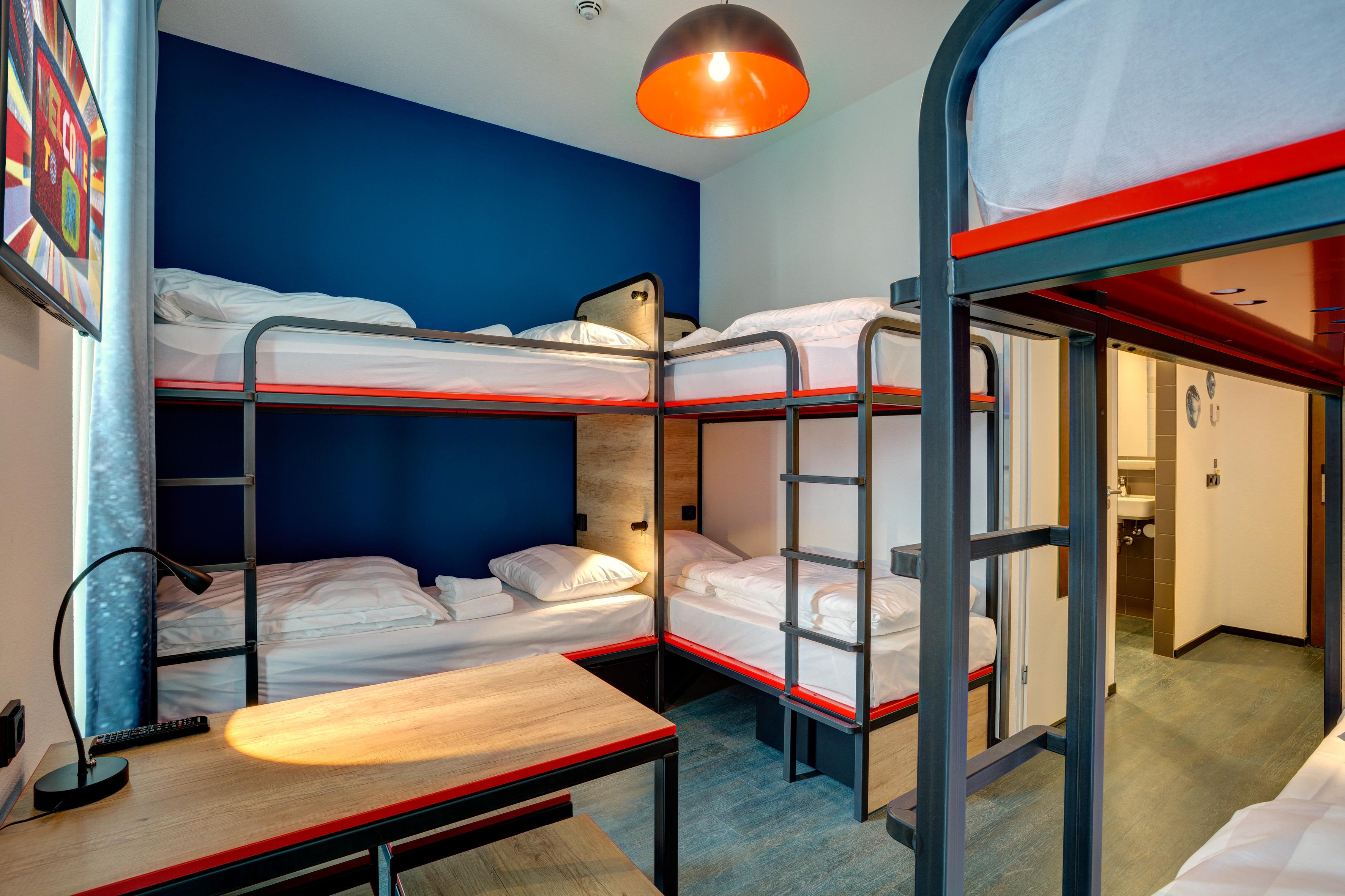 MEININGER Hotel Amsterdam Amstel - Dortoir