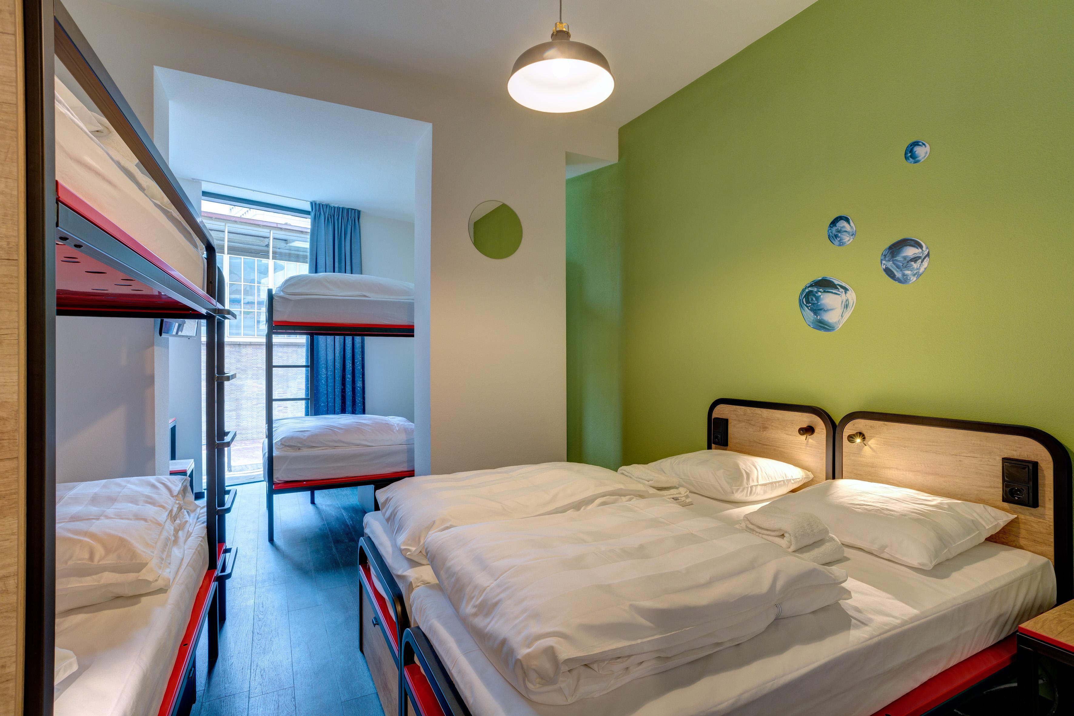 MEININGER Hotel Amsterdam Amstel - lits multiples